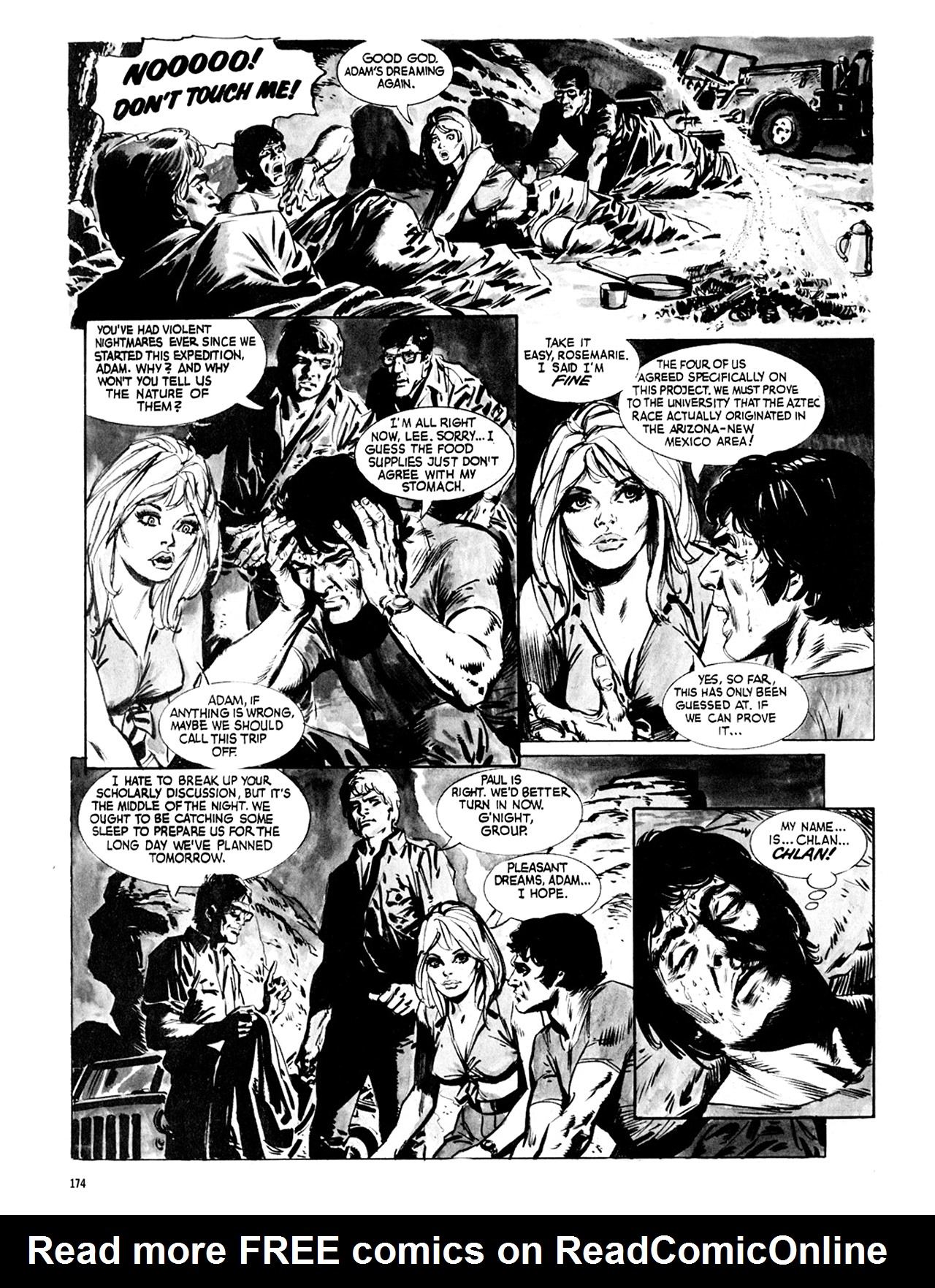 Read online Eerie Archives comic -  Issue # TPB 8 - 175