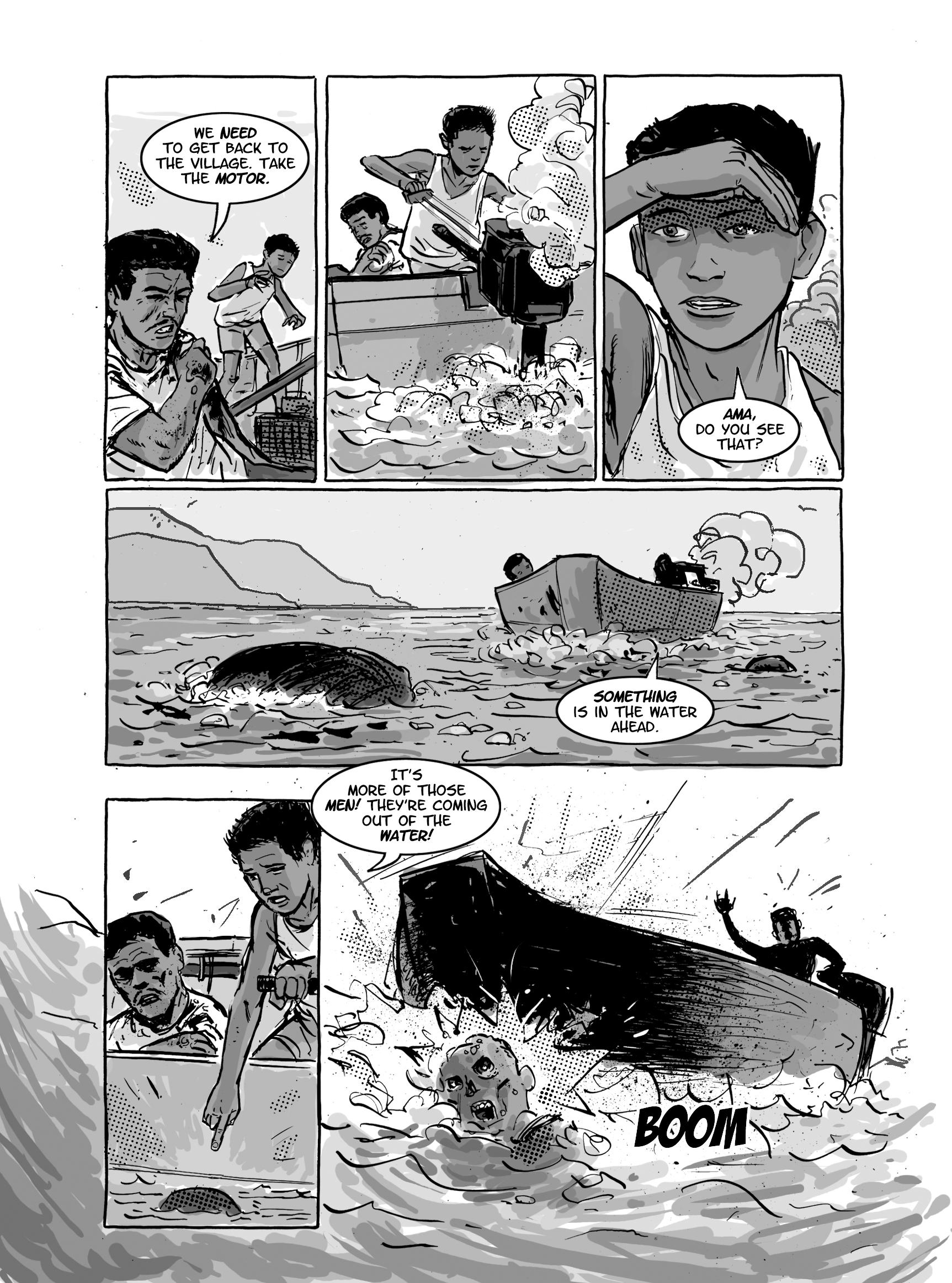 Read online FUBAR comic -  Issue #2 - 122