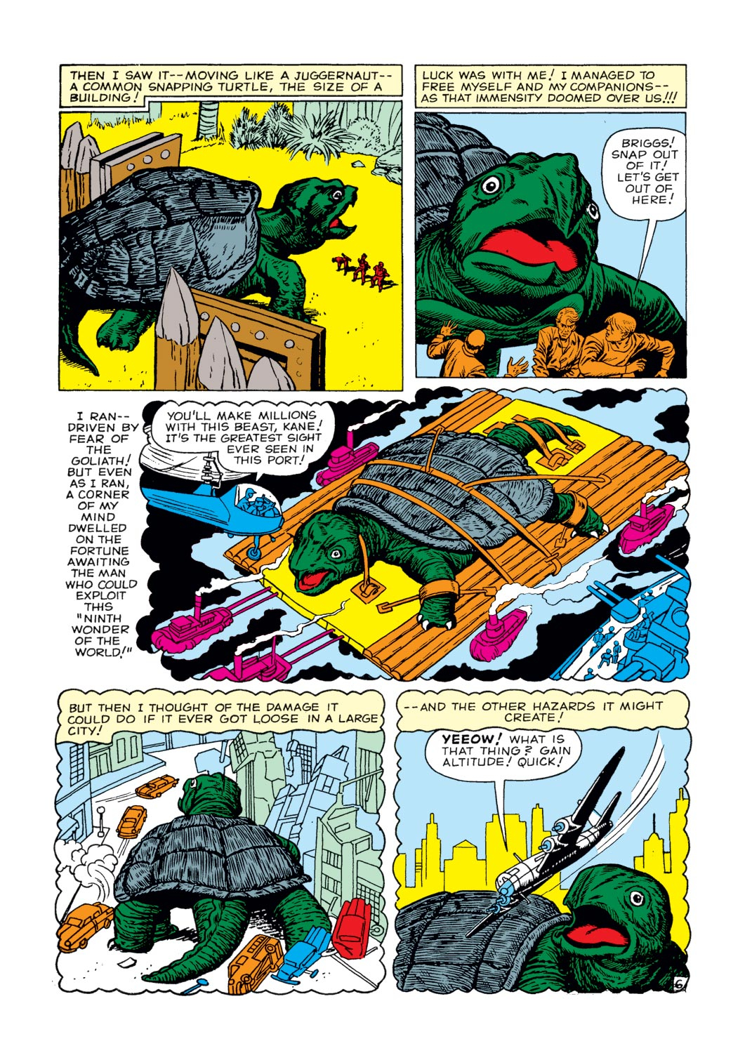 Tales to Astonish (1959) issue 1 - Page 7