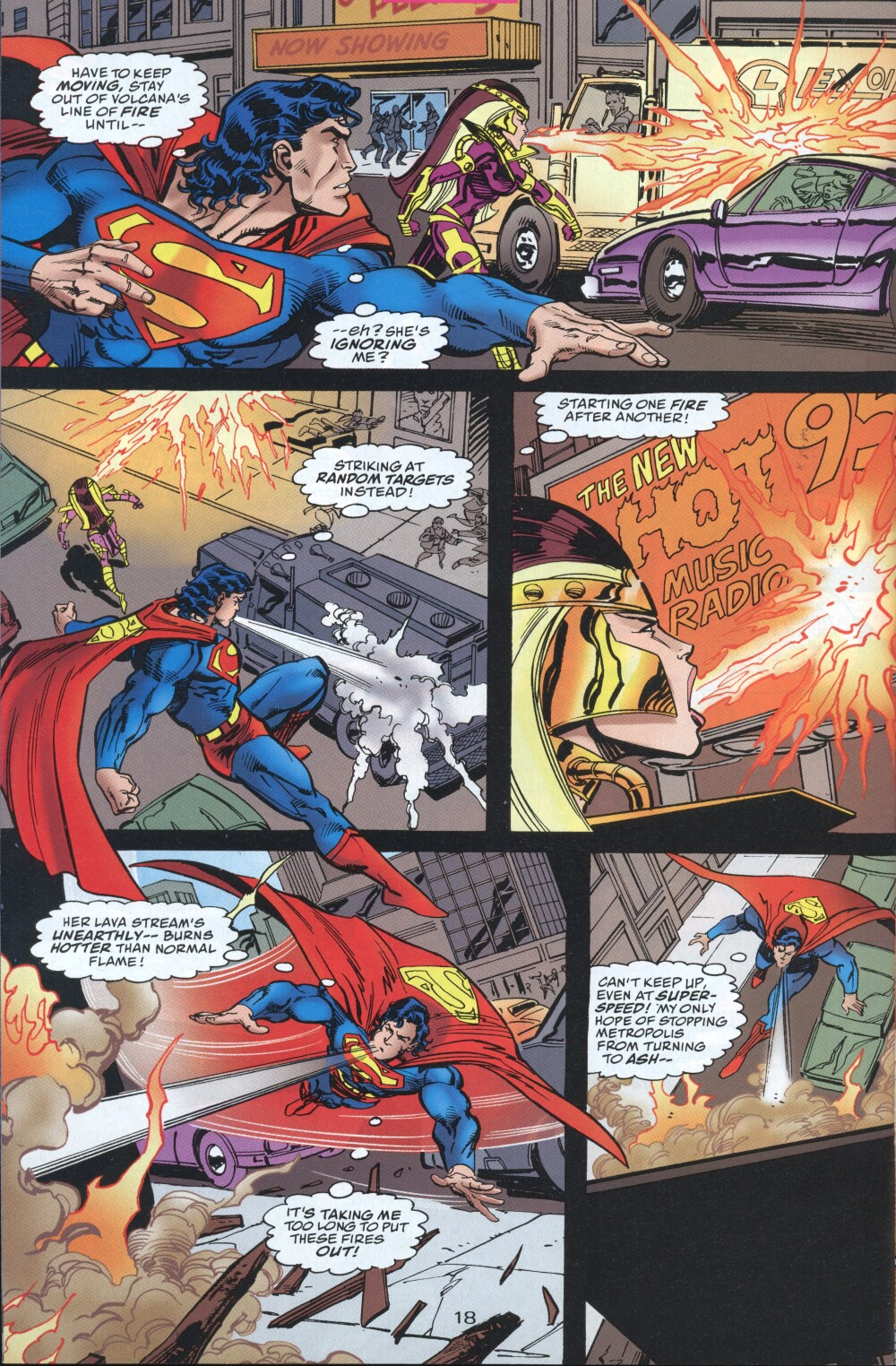 Read online Action Comics (1938) comic -  Issue #725 - 20