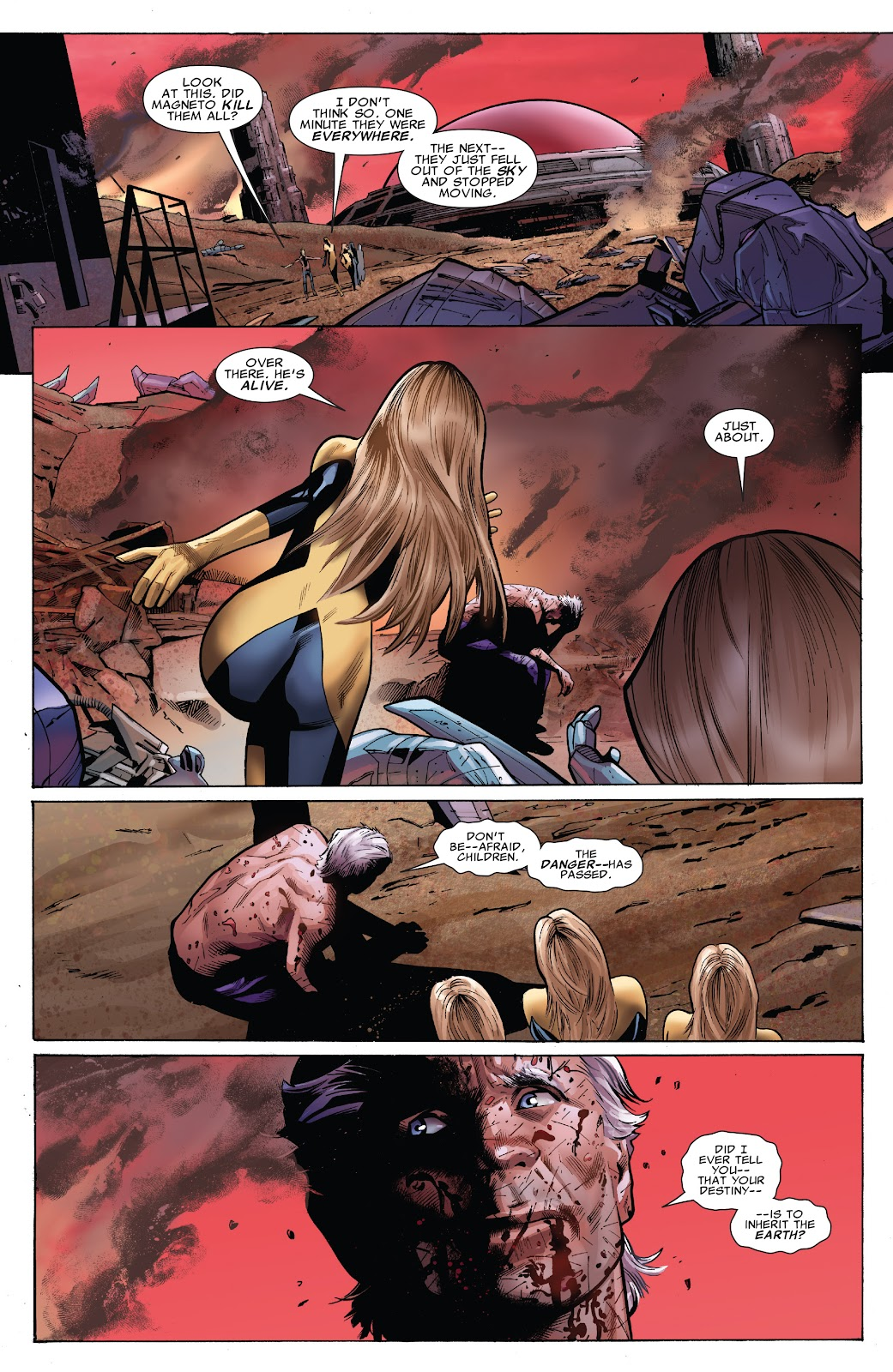 Read online X-Men: Second Coming comic -  Issue # _TPB (Part 3) - 89