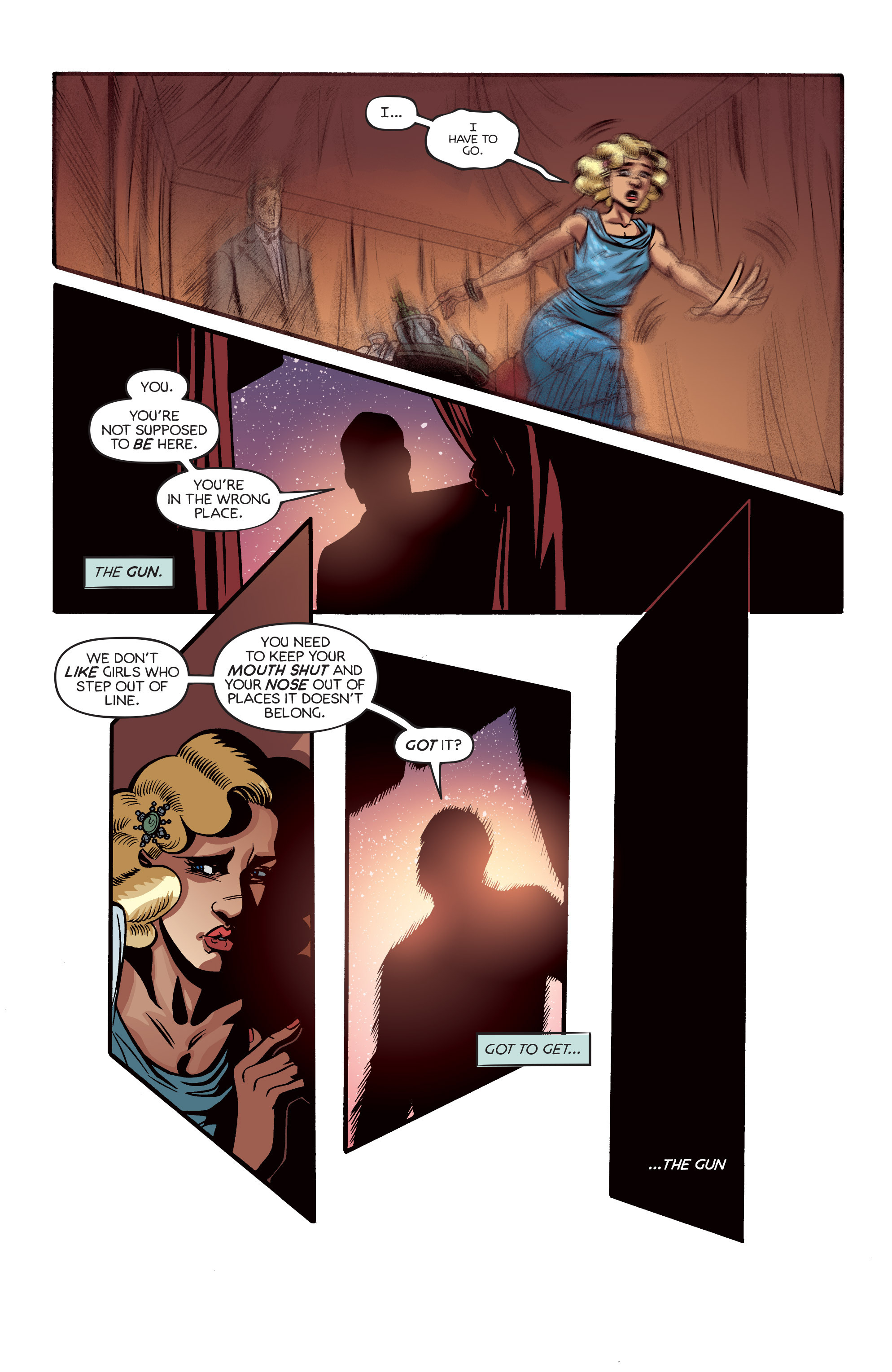 Read online Angel City comic -  Issue #3 - 20