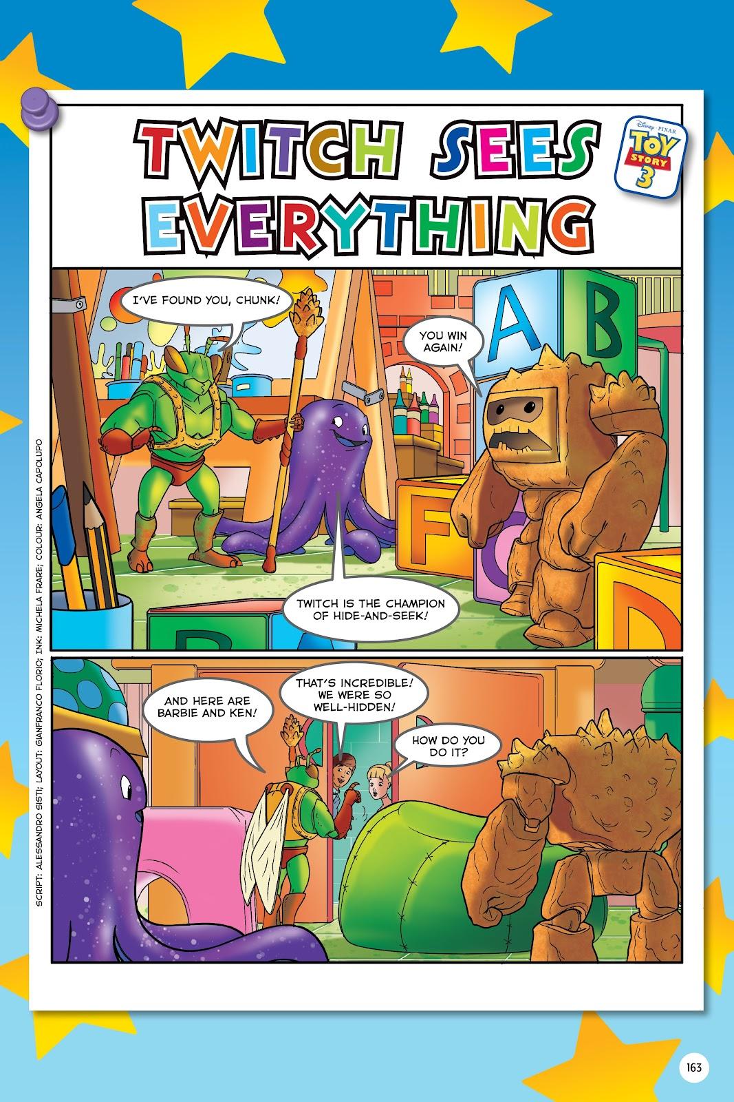 Read online DISNEY·PIXAR Toy Story Adventures comic -  Issue # TPB 1 (Part 2) - 63