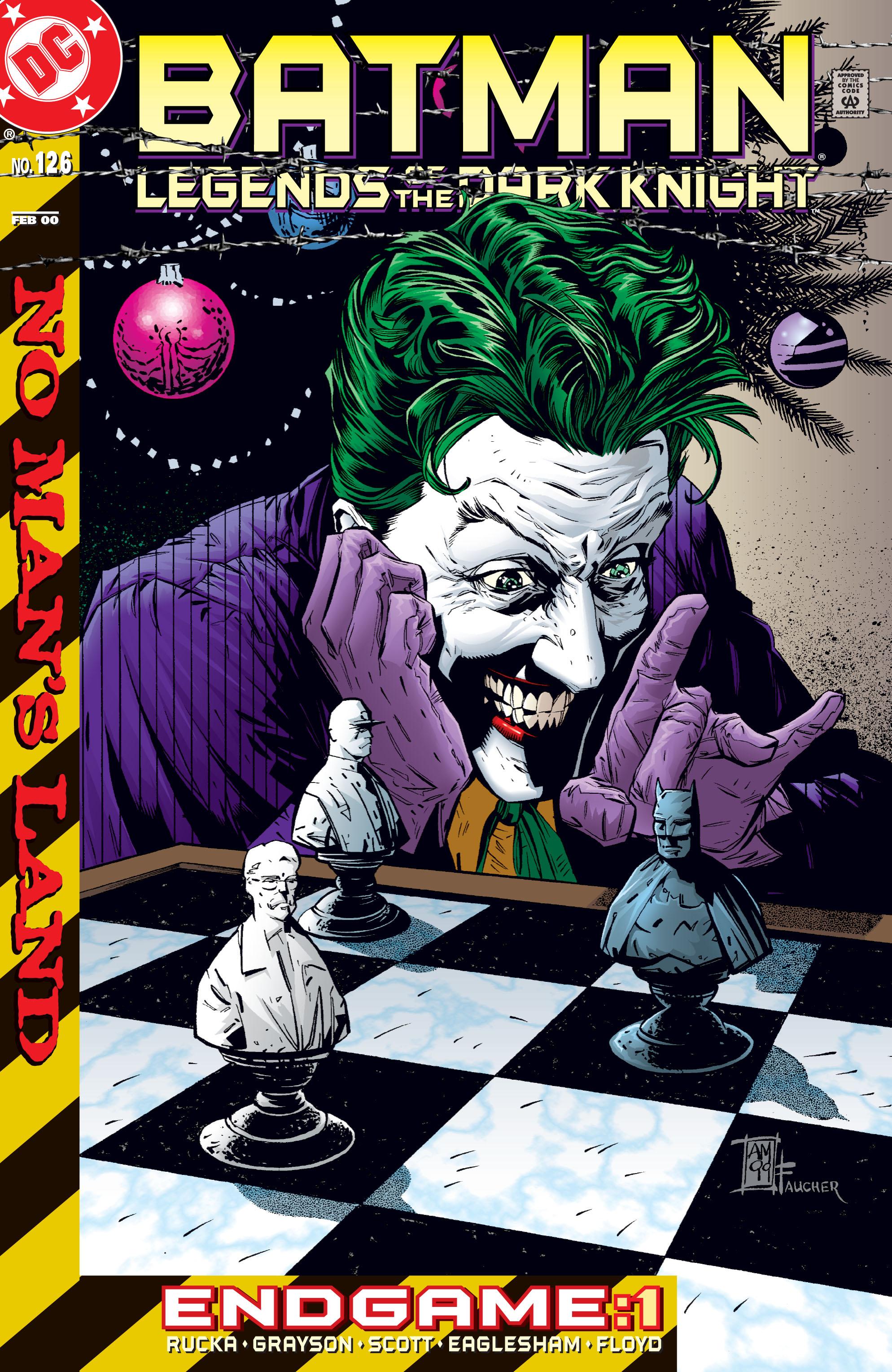 Batman: Legends of the Dark Knight 126 Page 1