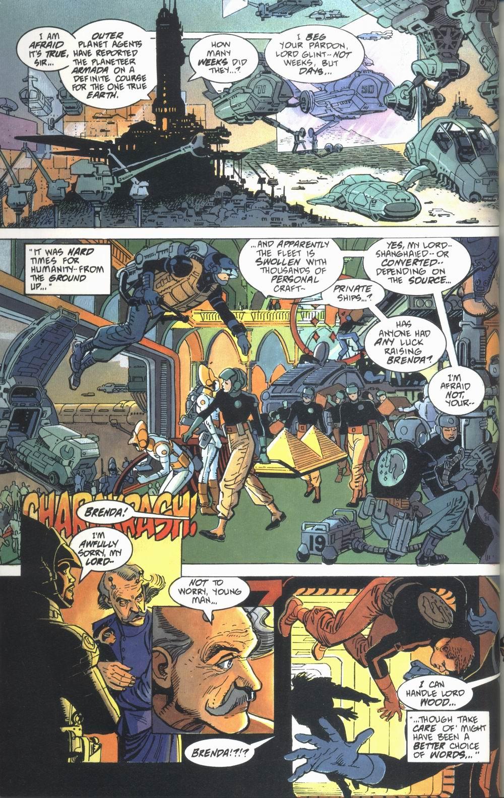 Read online Twilight comic -  Issue #3 - 11