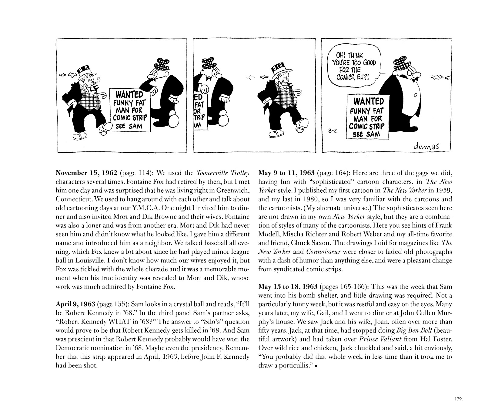 Read online Sam's Strip: The Comic About Comics comic -  Issue # TPB (Part 2) - 94