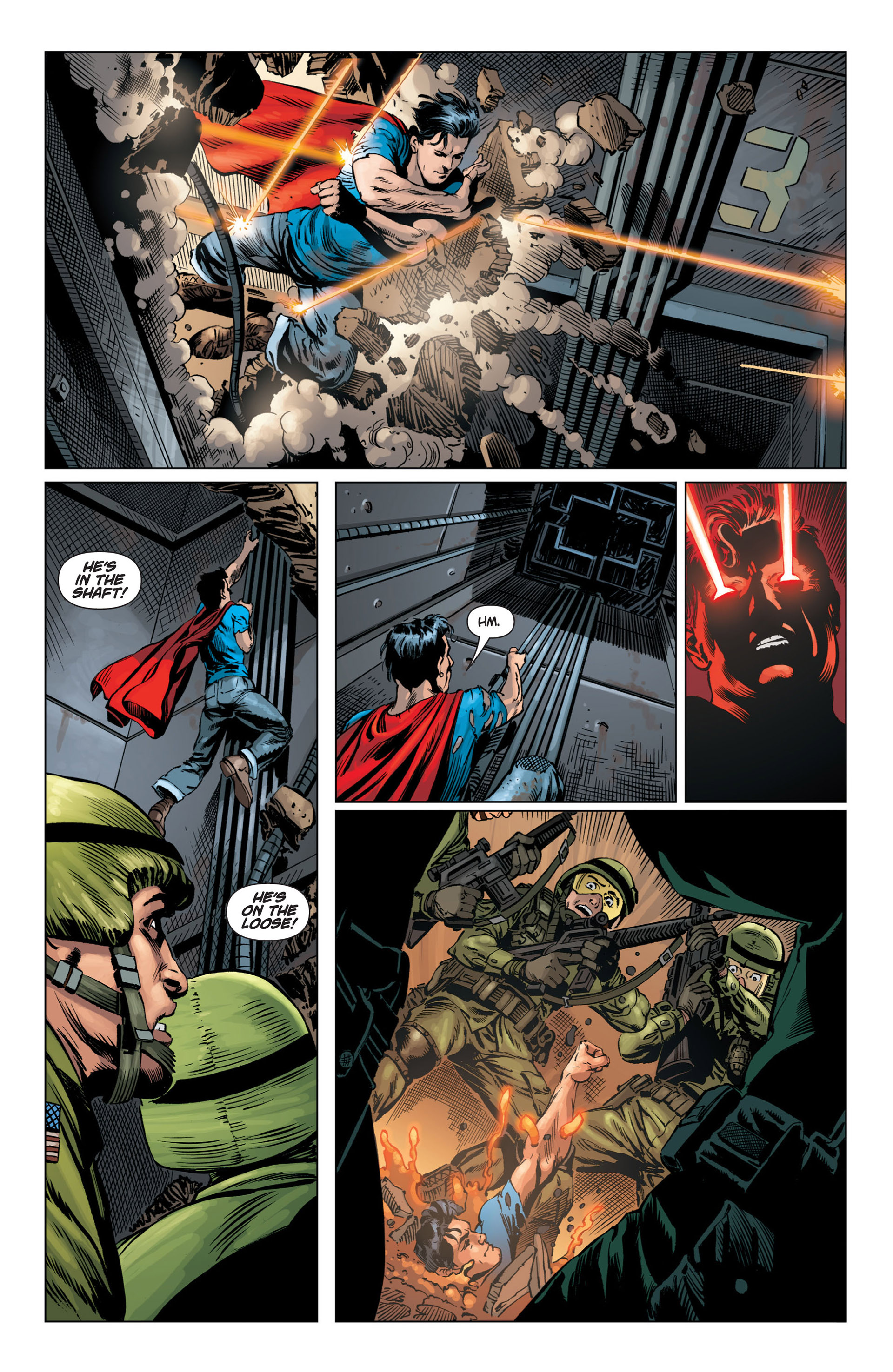 Read online Action Comics (2011) comic -  Issue #2 - 19