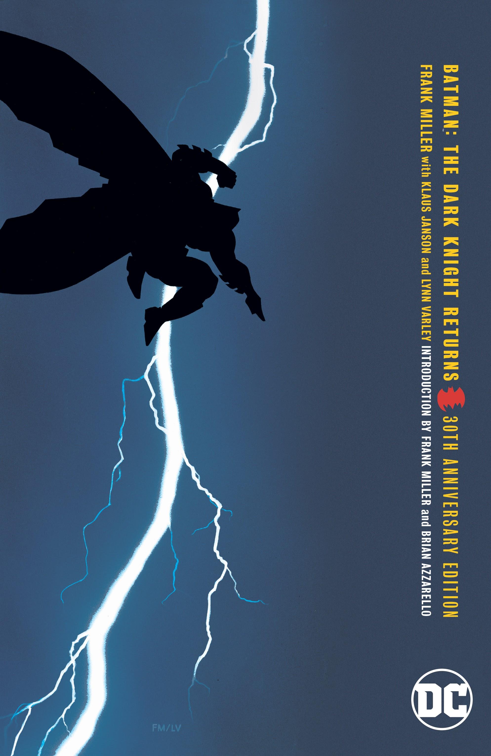 Batman: The Dark Knight Returns issue _30th_Anniversary_Edition_(Part_1) - Page 1