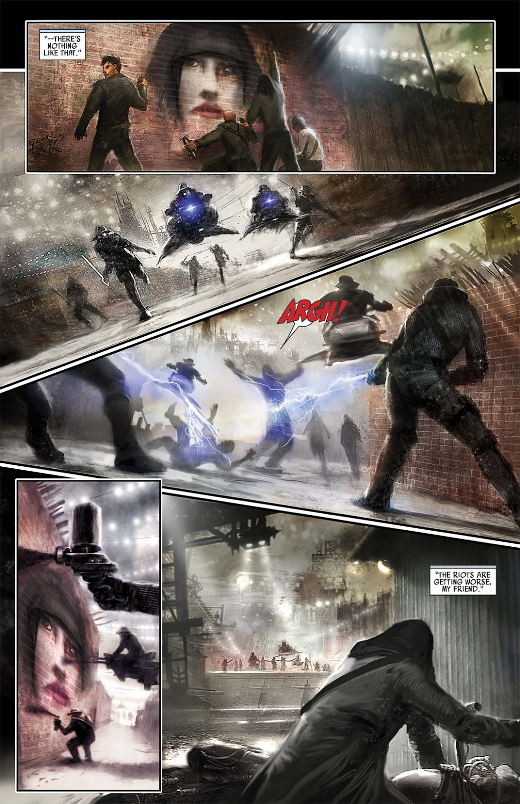 Read online After Dark comic -  Issue #1 - 9