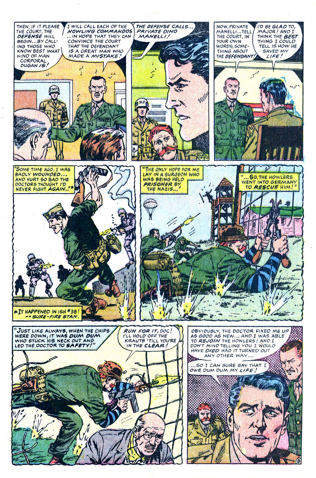 Sgt. Fury issue 60 - Page 13