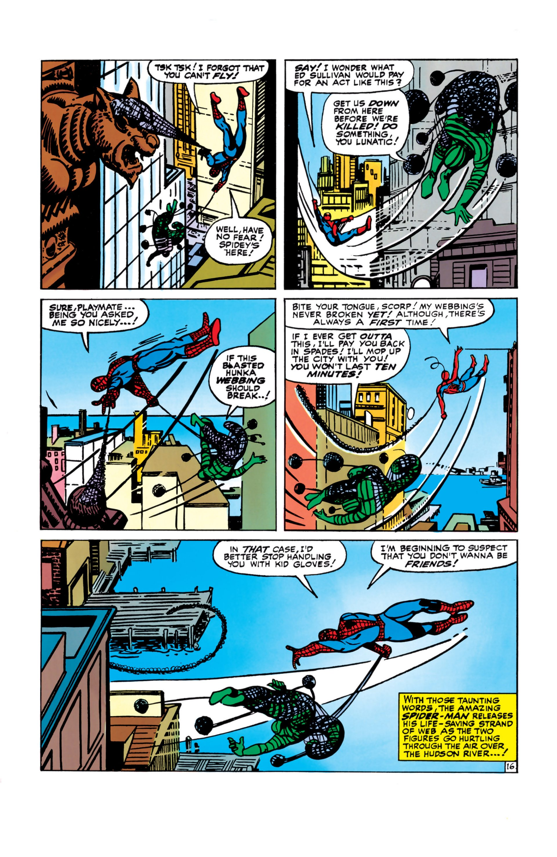 The Amazing Spider-Man (1963) 29 Page 16