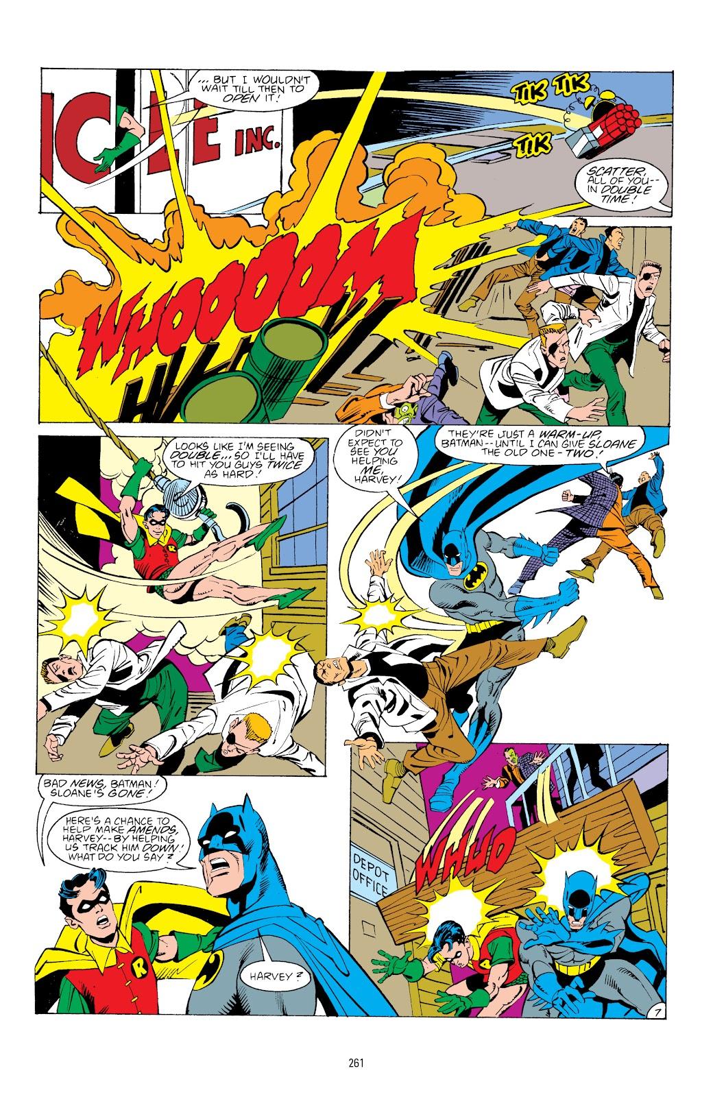 Read online Detective Comics (1937) comic -  Issue # _TPB Batman - The Dark Knight Detective 1 (Part 3) - 61
