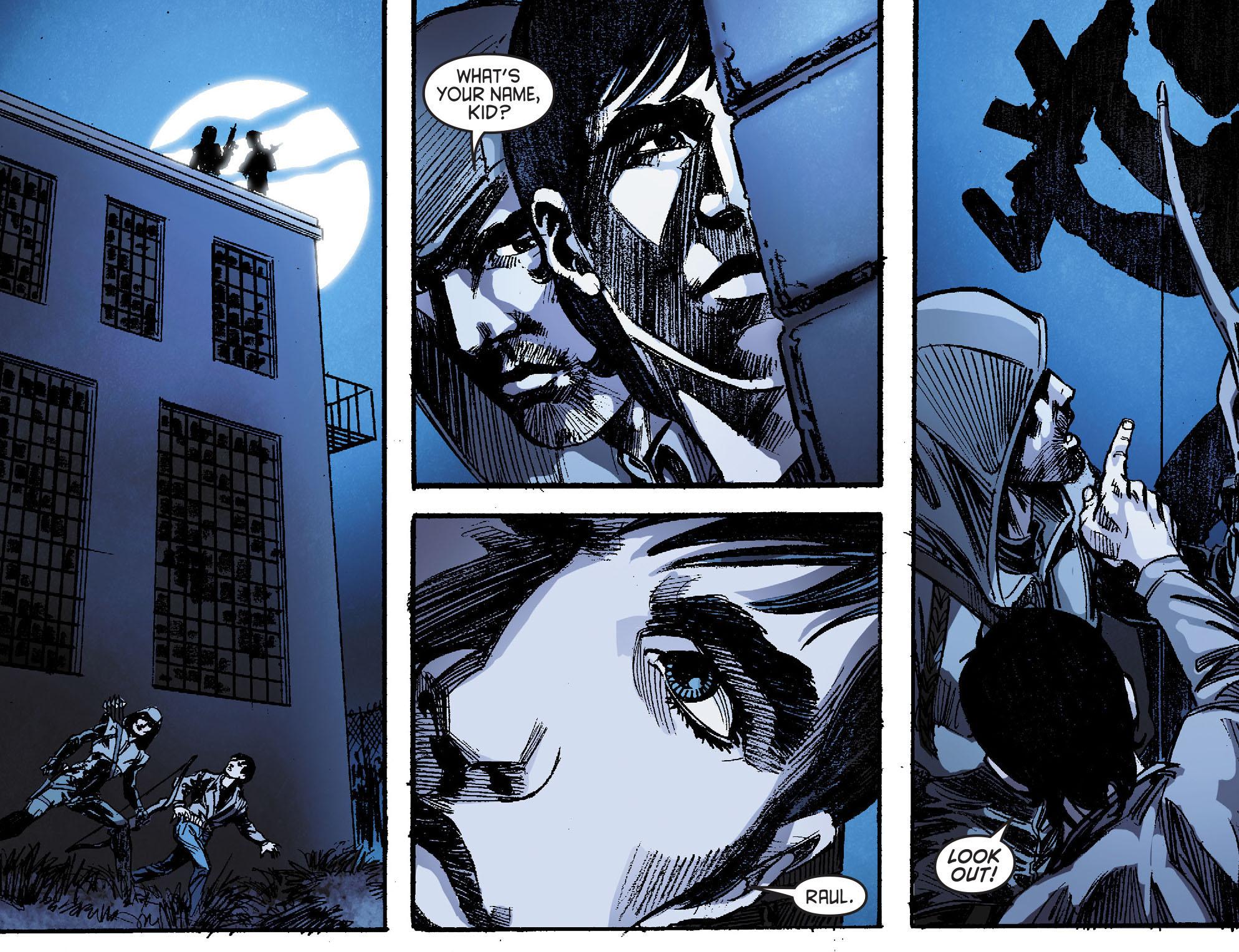 Read online Arrow [II] comic -  Issue #16 - 13