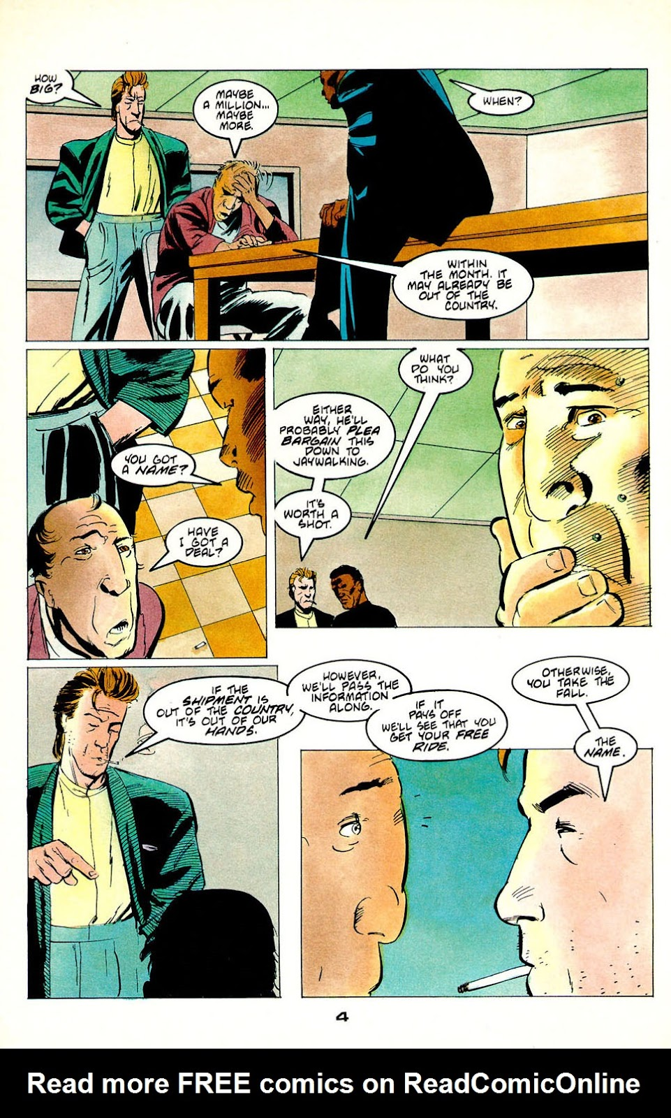 Jon Sable, Freelance issue 54 - Page 6