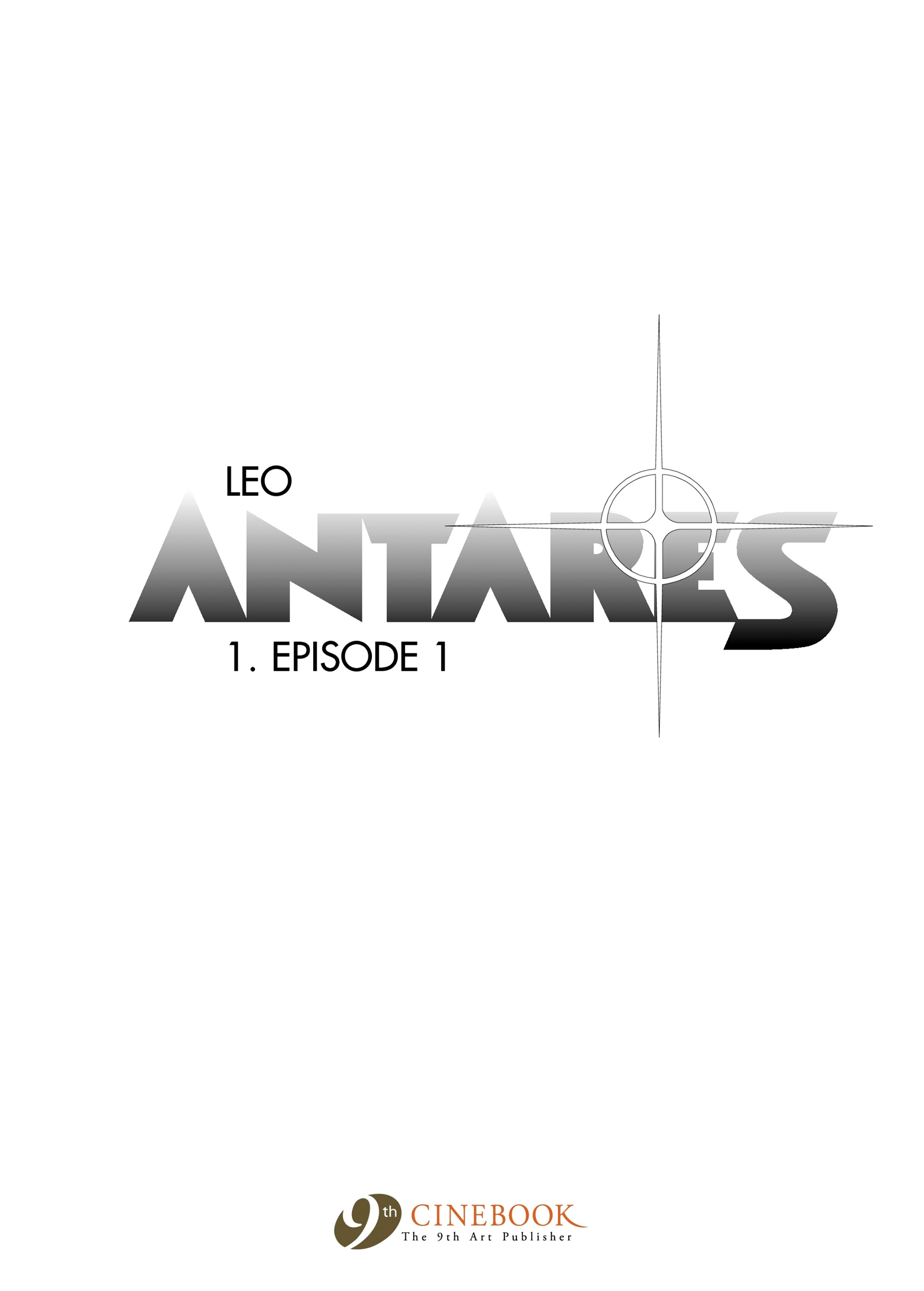 Read online Antares comic -  Issue #1 - 2