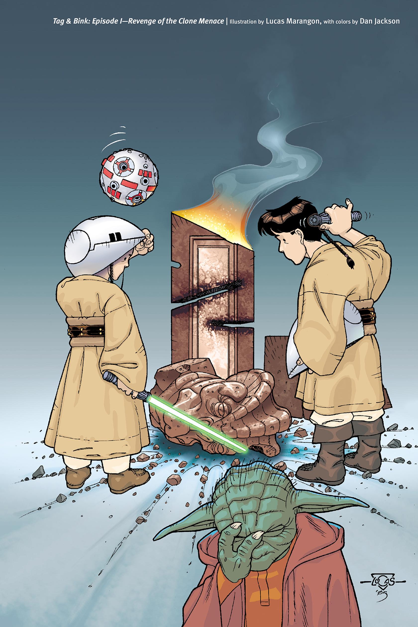 Read online Star Wars Omnibus comic -  Issue # Vol. 30 - 377