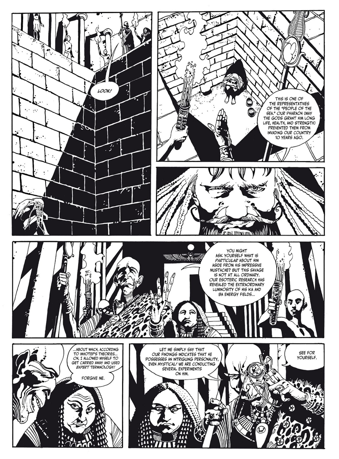 Read online The Egyptian Princesses comic -  Issue # TPB 1 (Part 1) - 80