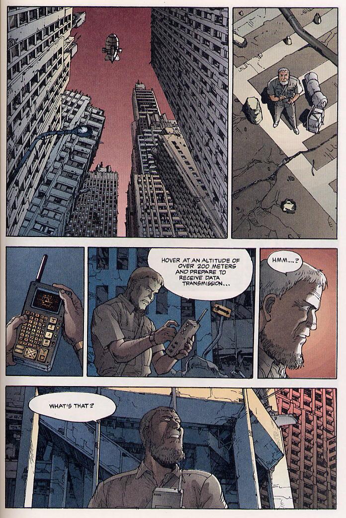 Read online Akira comic -  Issue #32 - 60