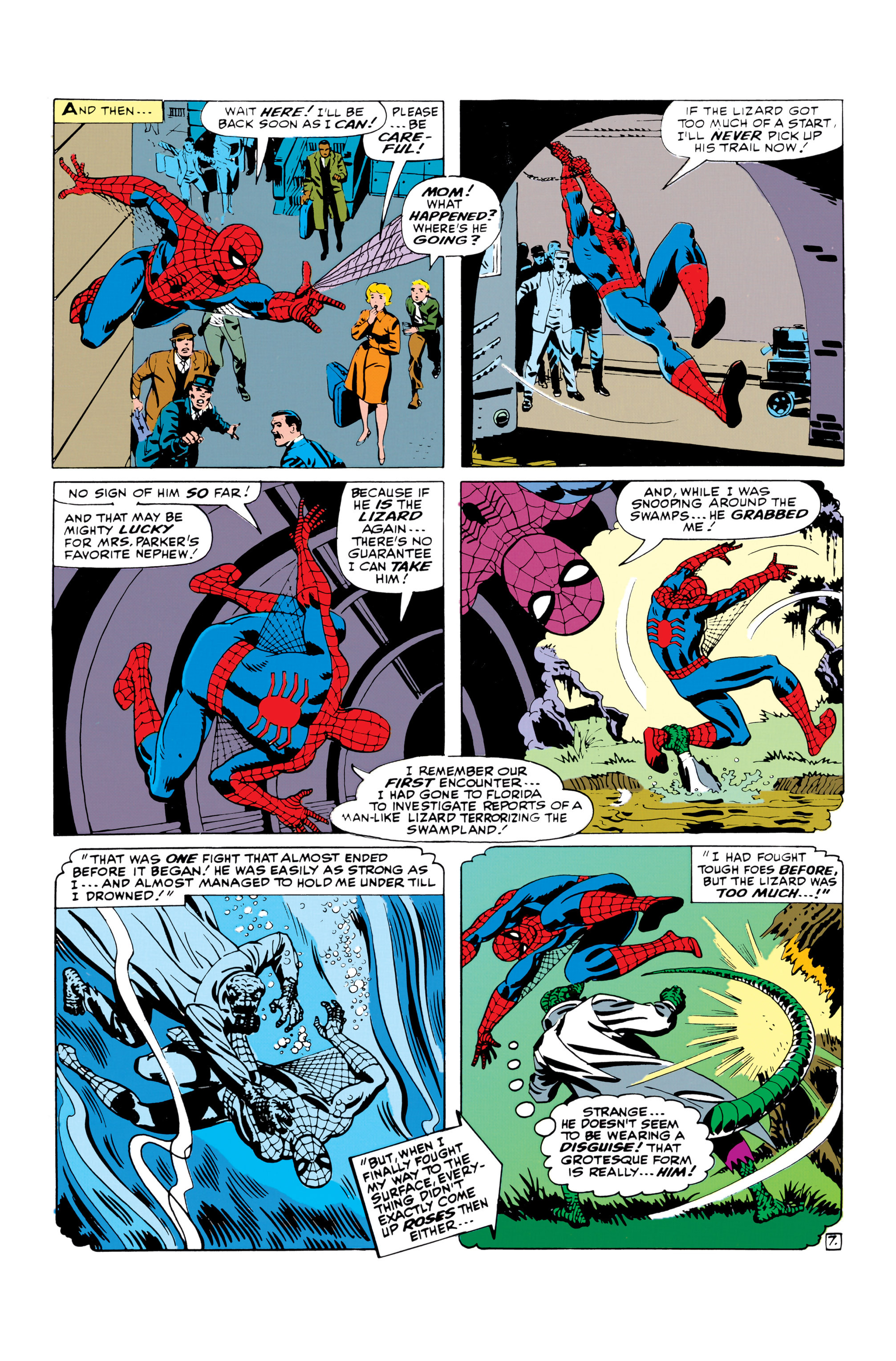 The Amazing Spider-Man (1963) 44 Page 7