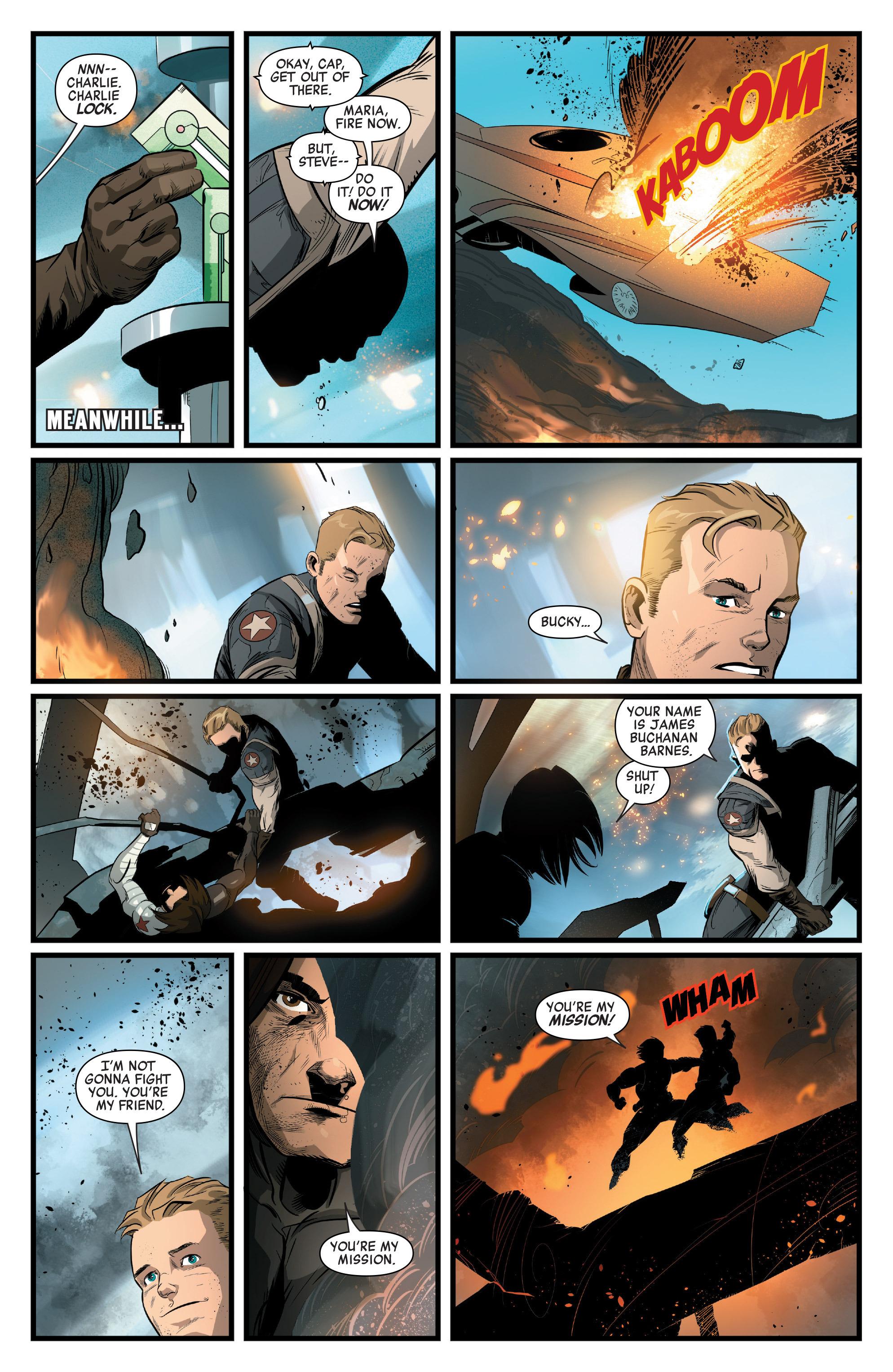 Read online Captain America: Civil War Prelude comic -  Issue #4 - 19