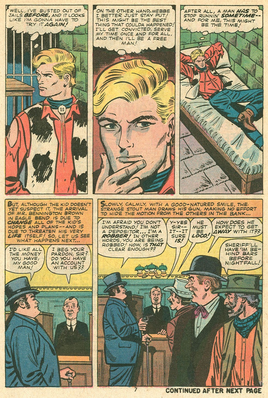 Kid Colt Outlaw issue 186 - Page 10
