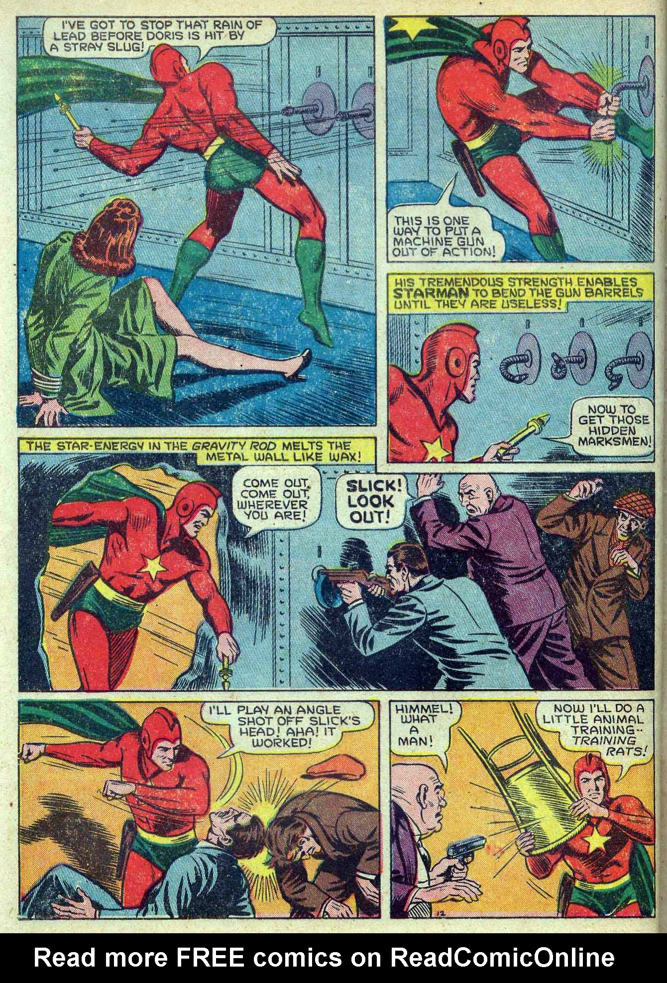 Read online Adventure Comics (1938) comic -  Issue #70 - 14
