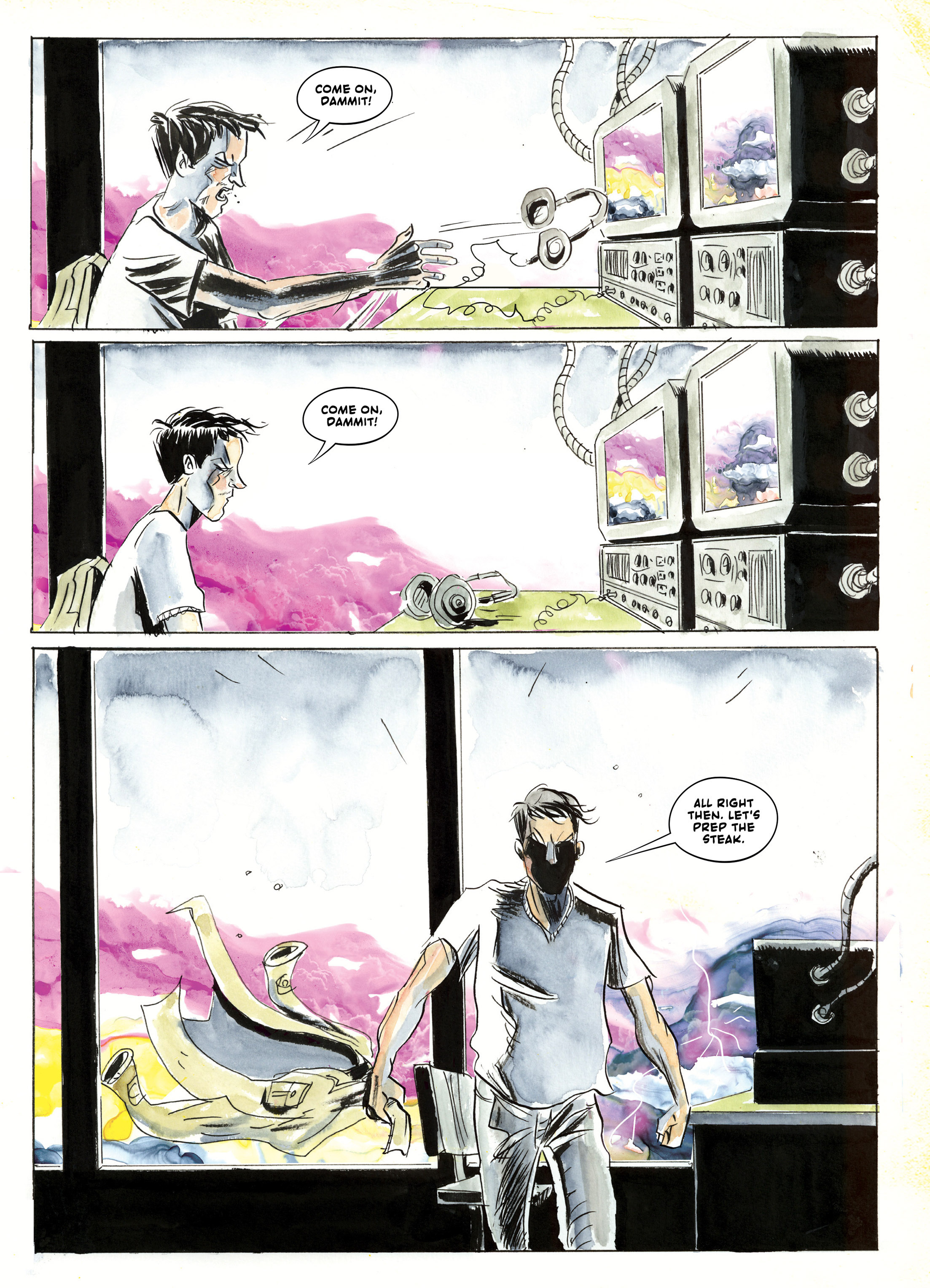 Read online A.D.: After Death comic -  Issue #2 - 42