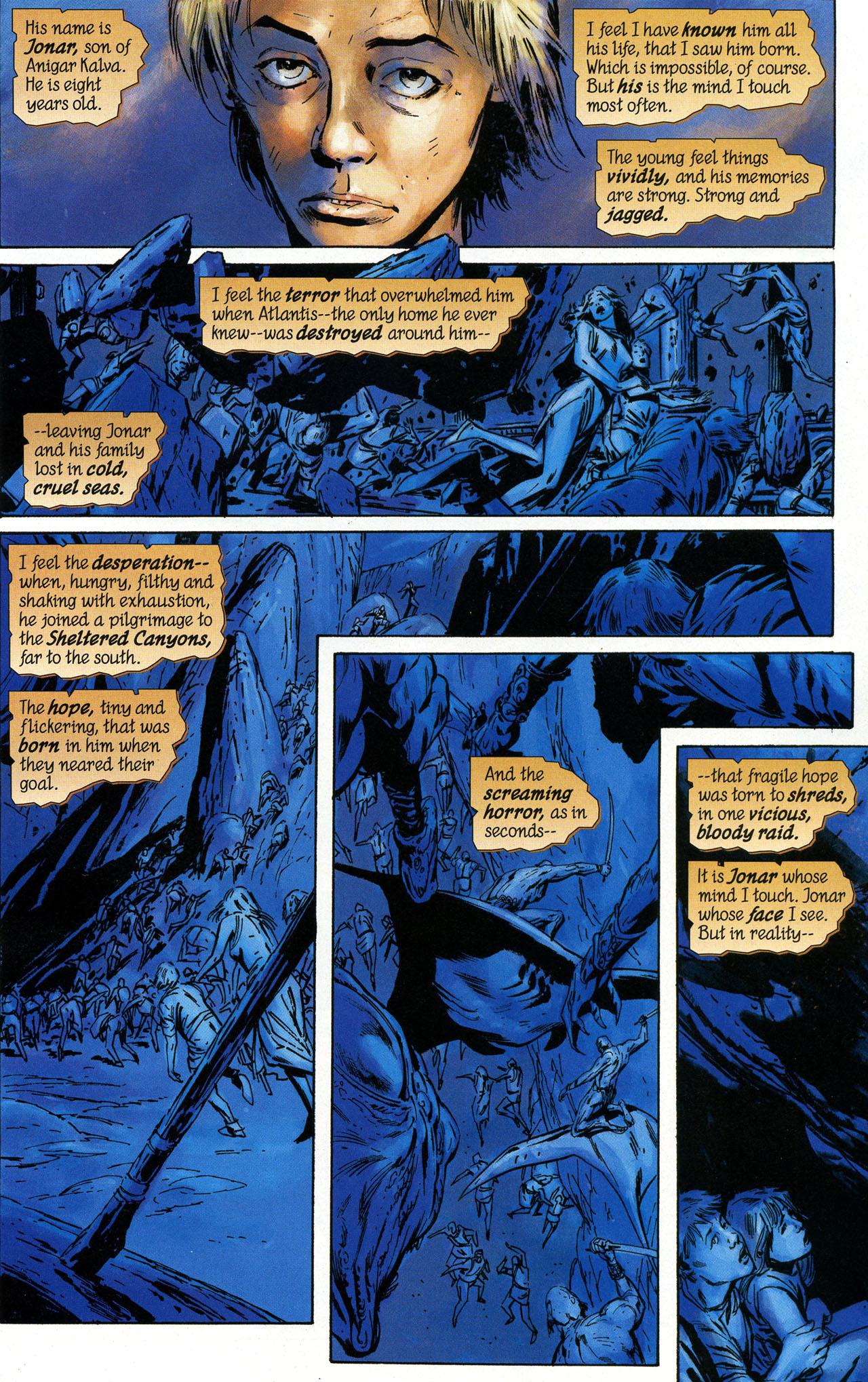 Read online Aquaman: Sword of Atlantis comic -  Issue #44 - 2