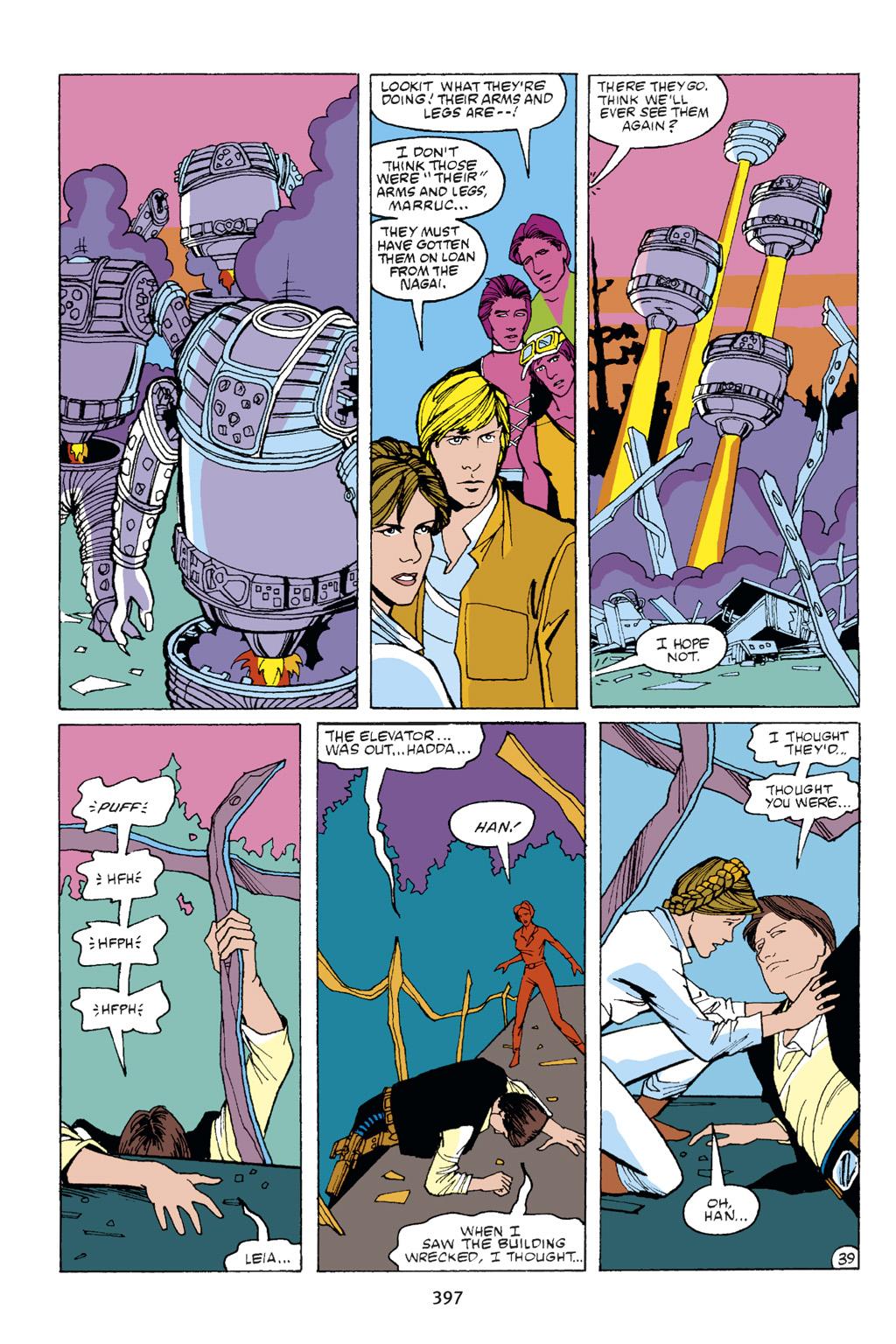 Read online Star Wars Omnibus comic -  Issue # Vol. 21.5 - 125