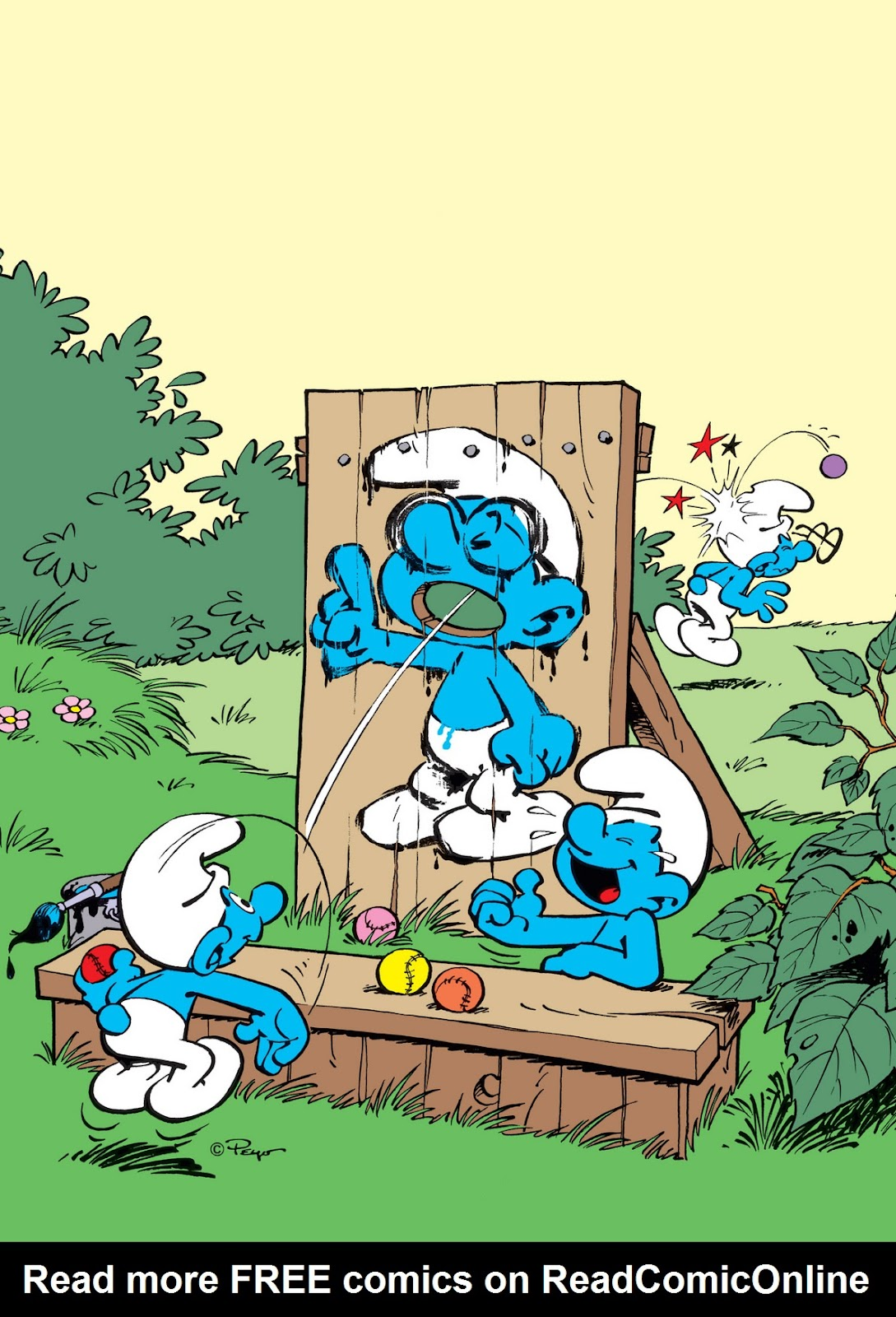 Read online The Smurfs comic -  Issue #11 - 48
