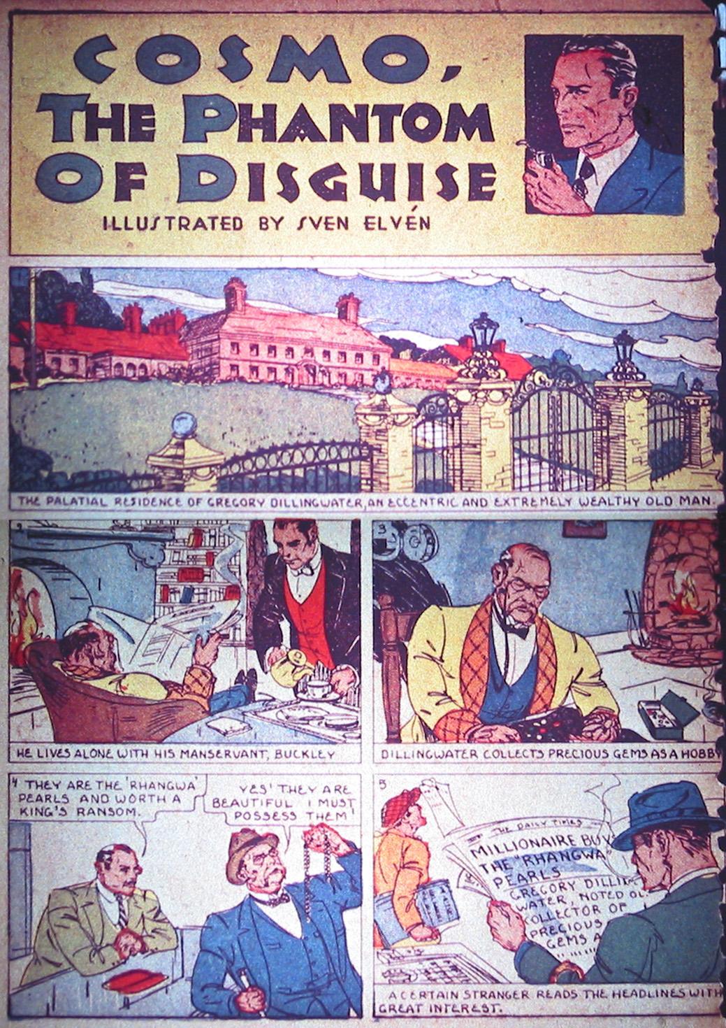 Read online Detective Comics (1937) comic -  Issue #1 - 11