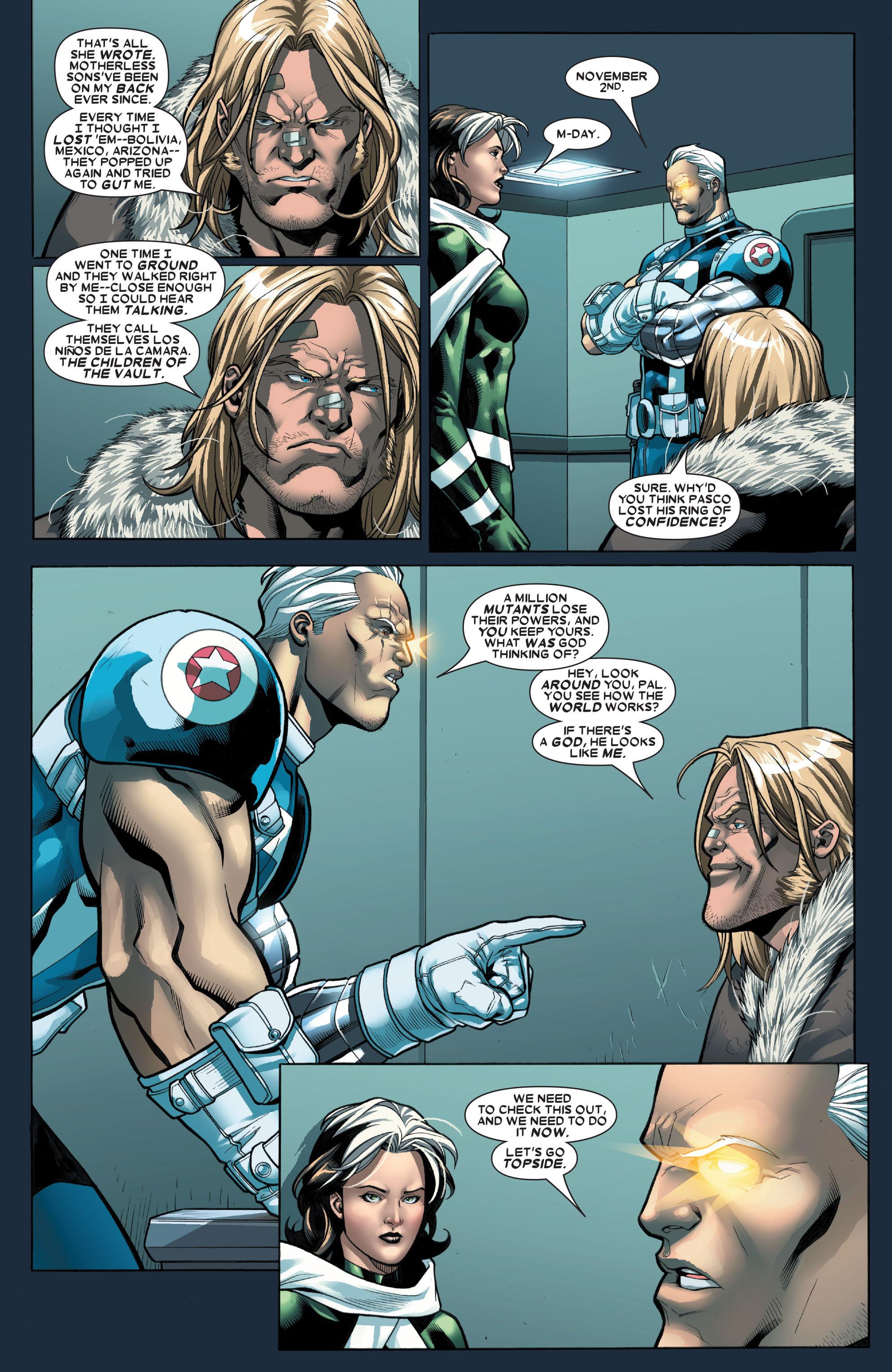 X-Men (1991) 191 Page 14