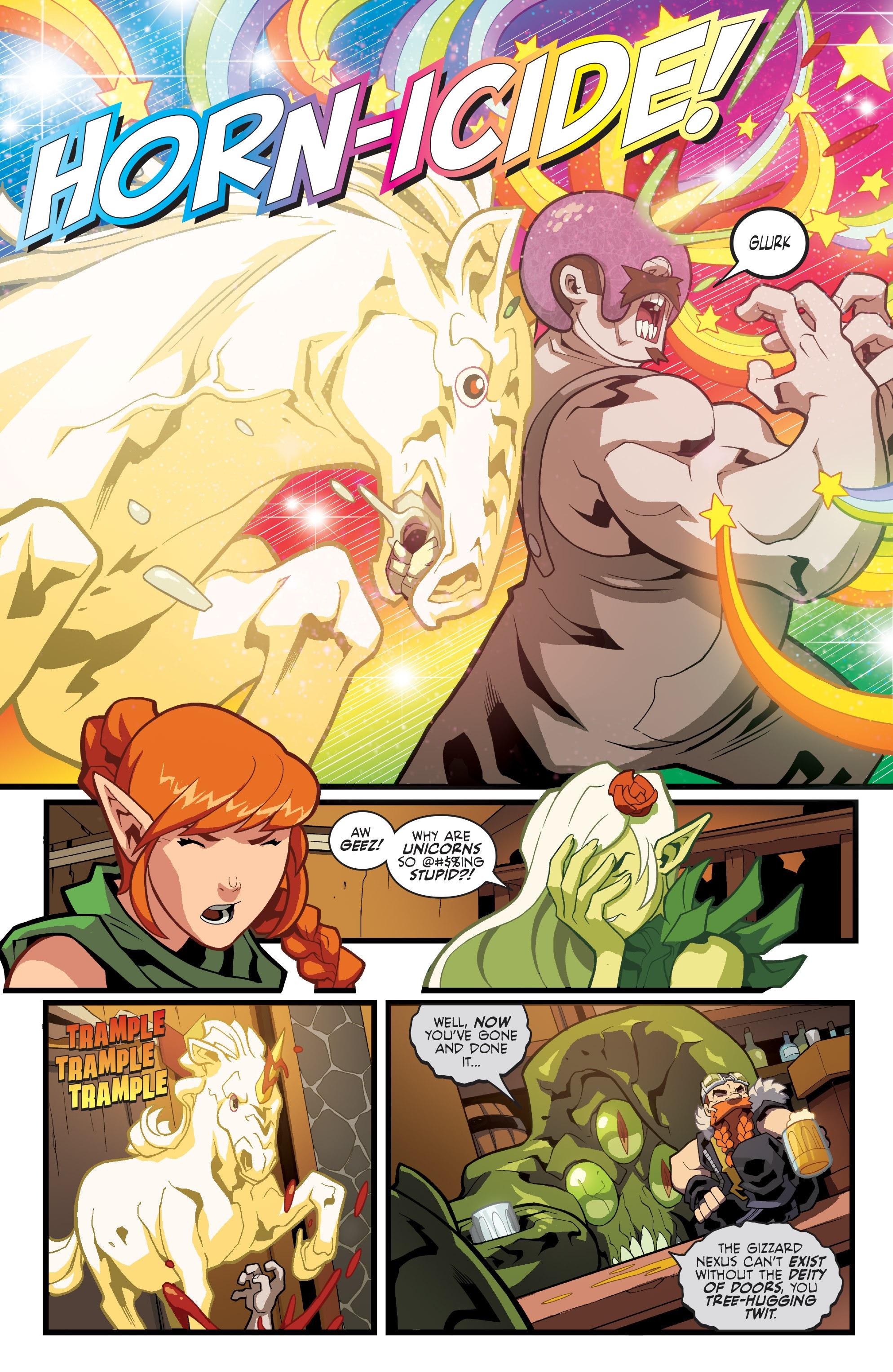 Read online Skullkickers comic -  Issue #33 - 20