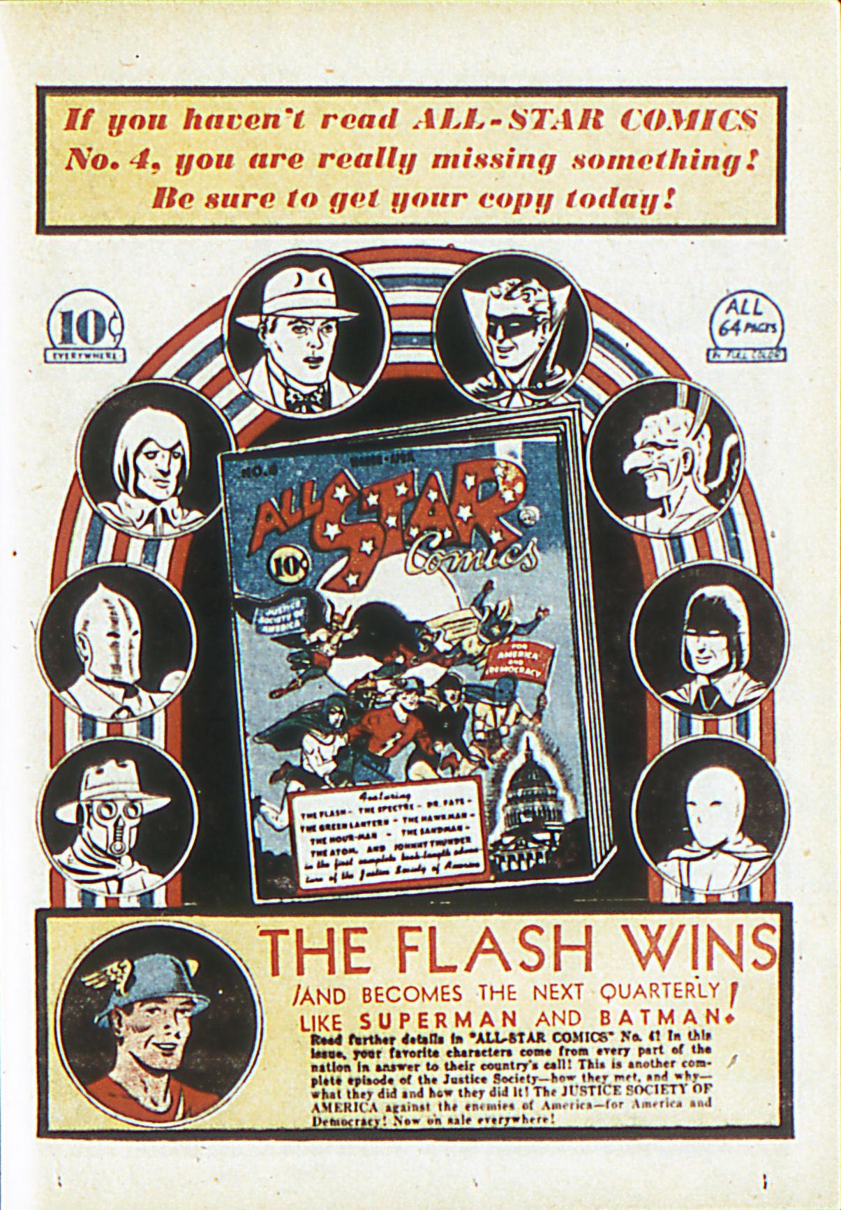 Read online Adventure Comics (1938) comic -  Issue #62 - 48