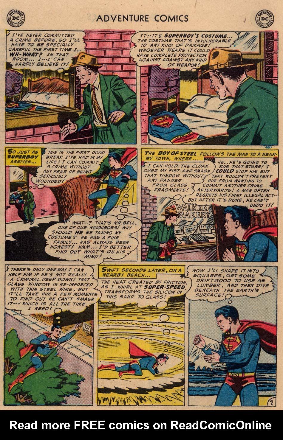 Read online Adventure Comics (1938) comic -  Issue #193 - 10