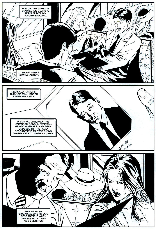 Read online Shi: Sempo comic -  Issue #1 - 3