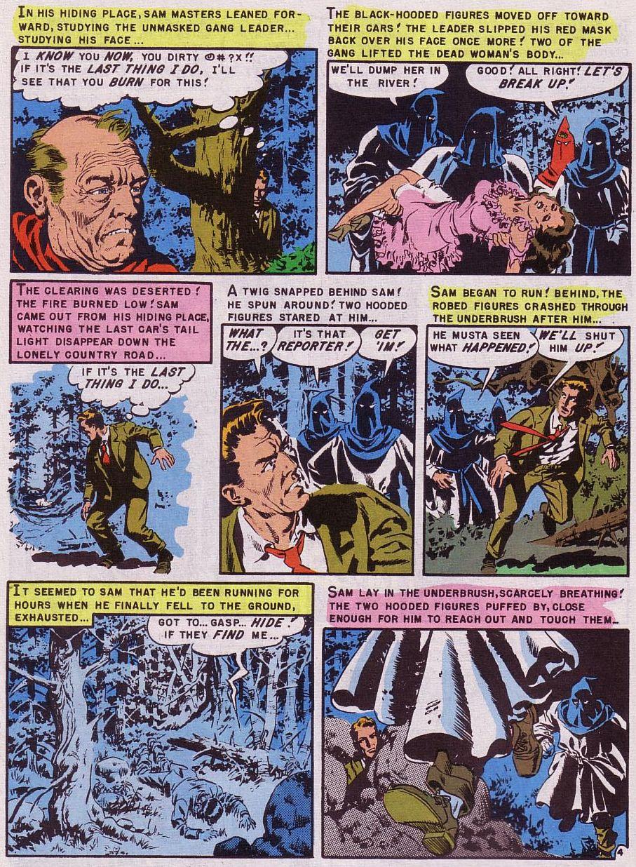Read online Shock SuspenStories comic -  Issue #6 - 13