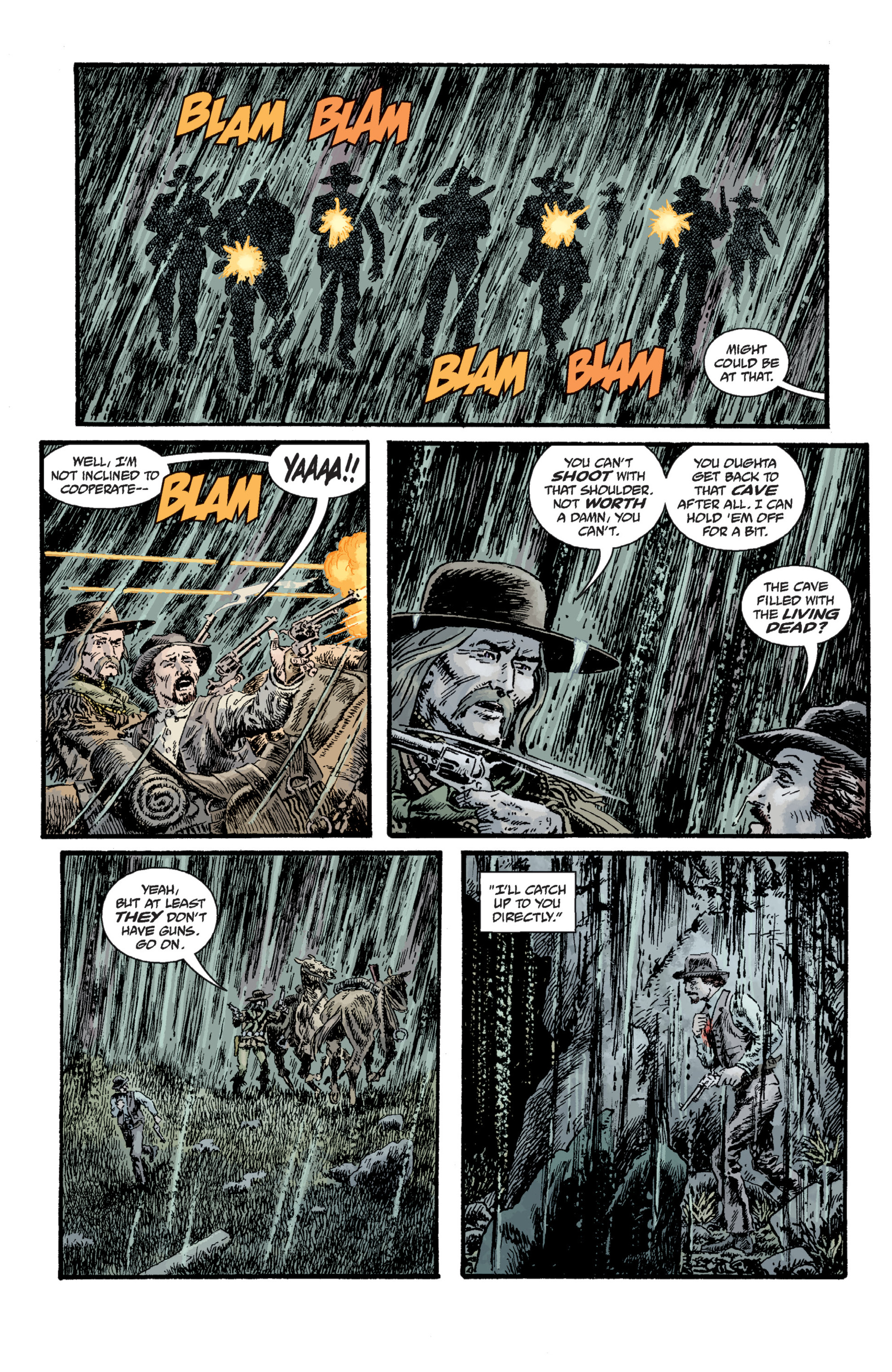 Read online Sir Edward Grey, Witchfinder: Lost and Gone Forever comic -  Issue # TPB - 103