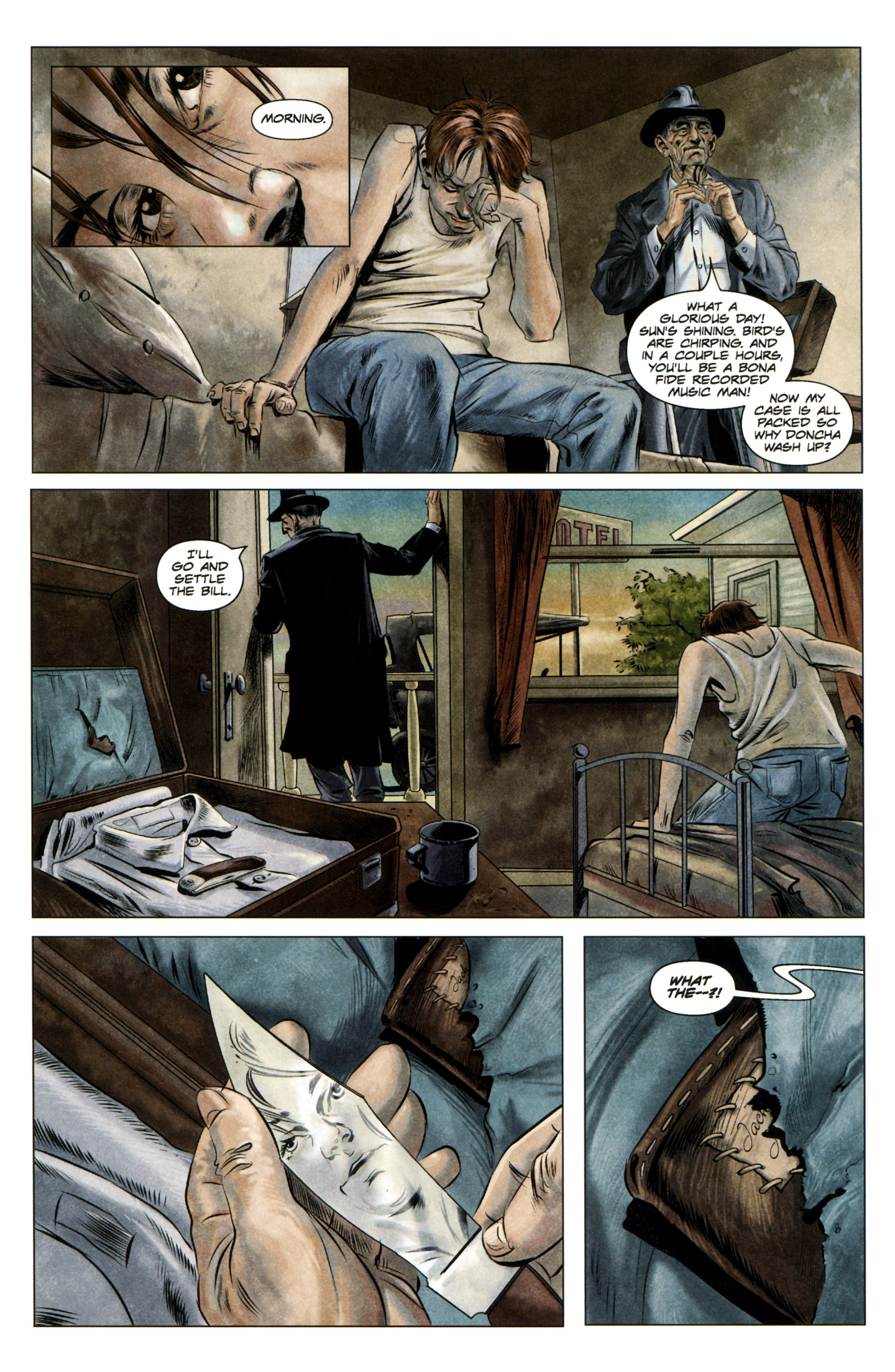 Read online Severed comic -  Issue #5 - 23