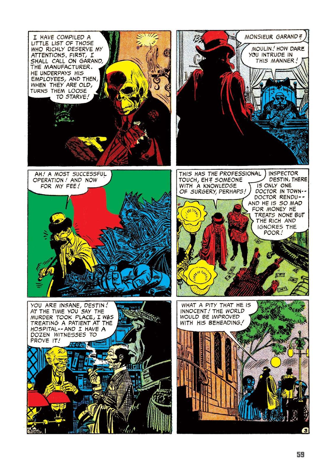 Read online The Joe Kubert Archives comic -  Issue # TPB (Part 1) - 70
