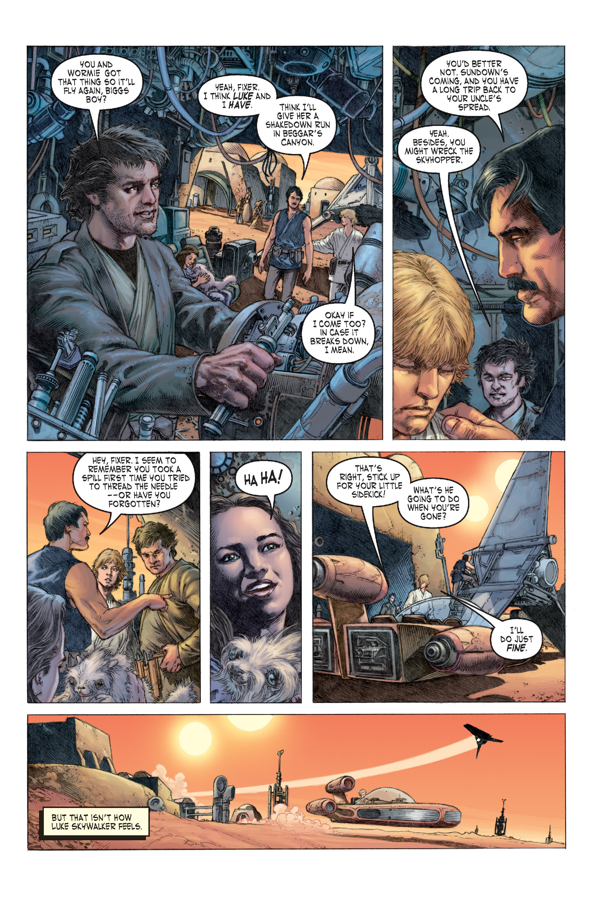 Read online Star Wars Omnibus comic -  Issue # Vol. 22 - 24