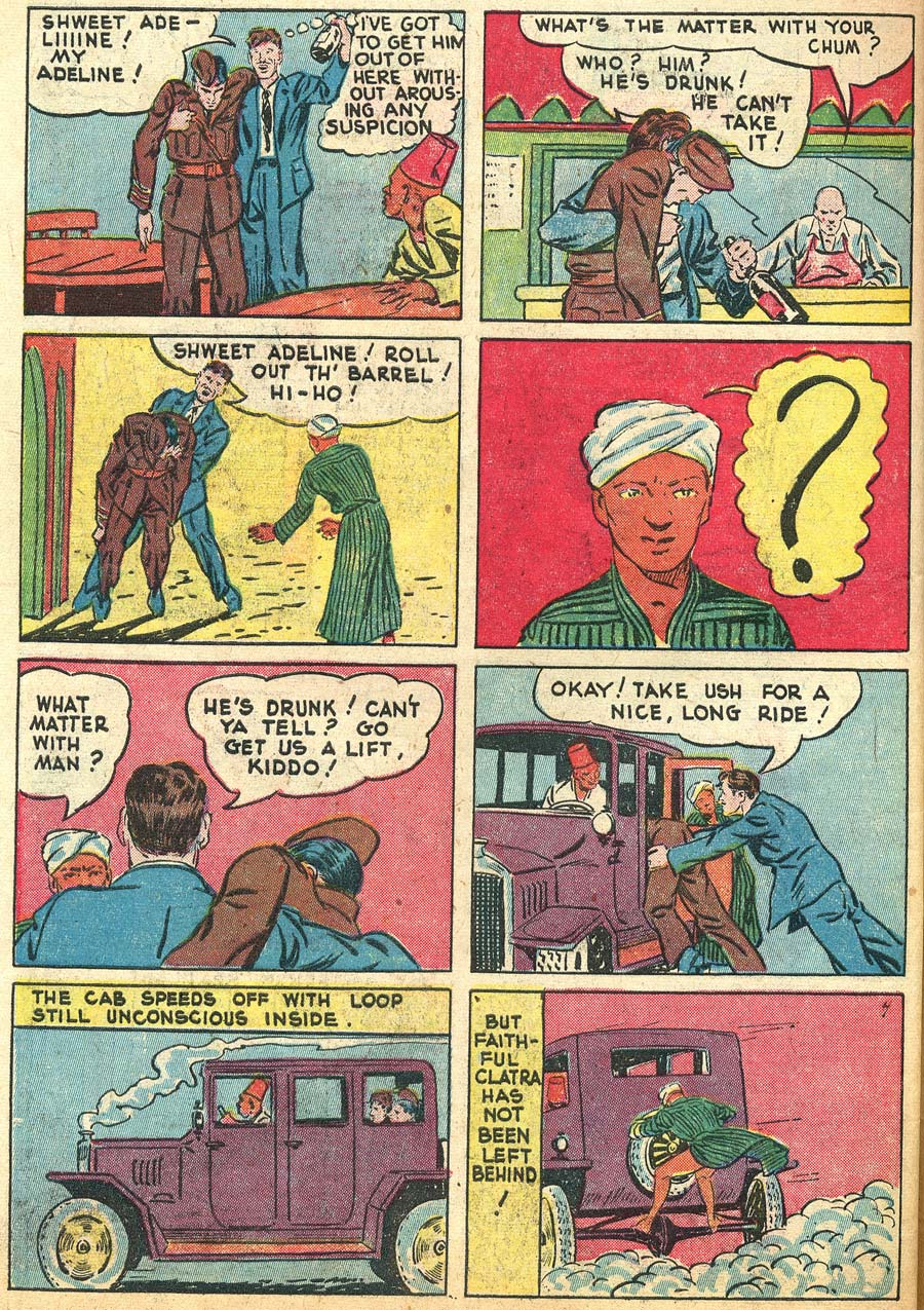 Blue Ribbon Comics (1939) issue 9 - Page 58