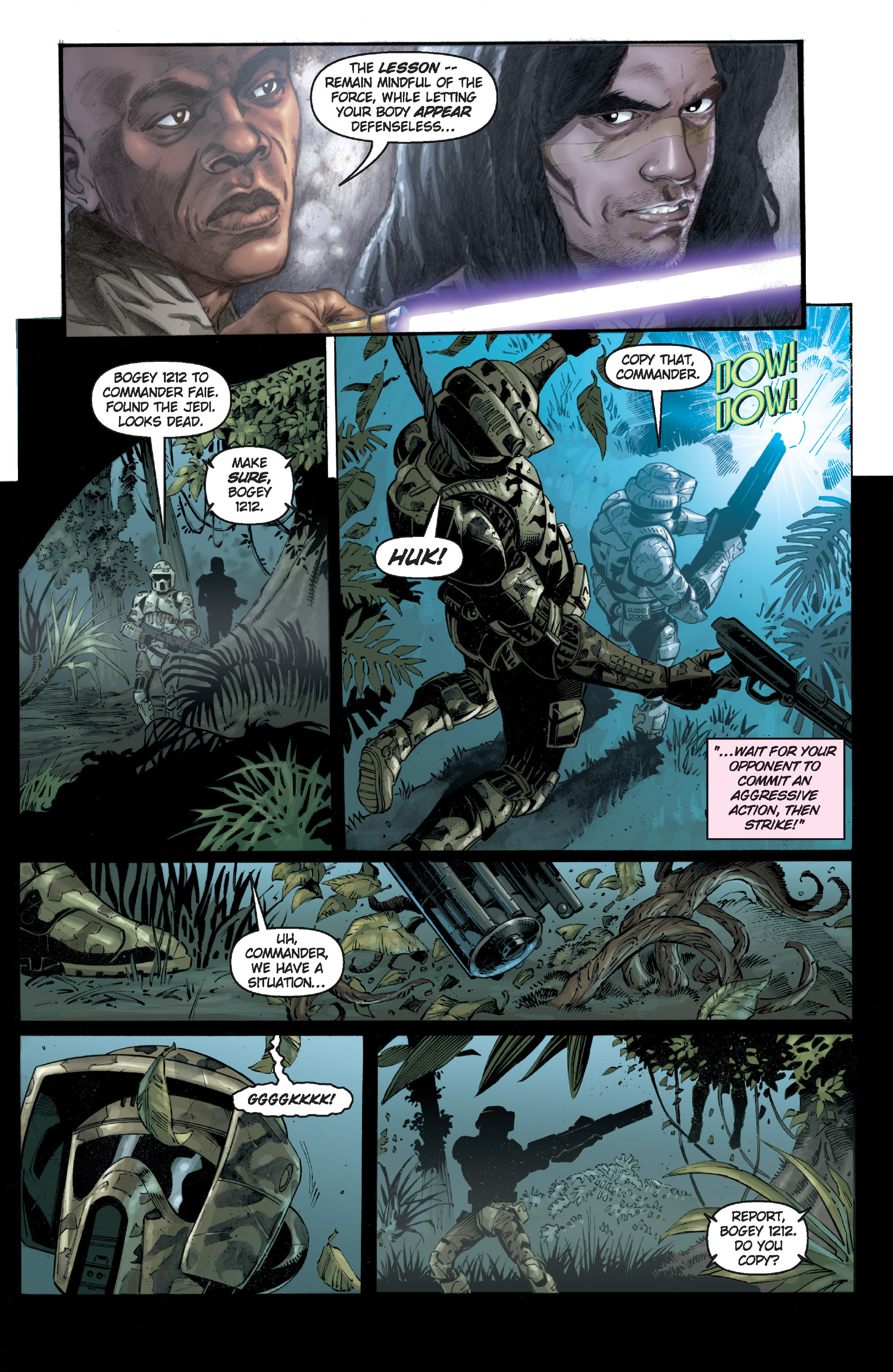 Read online Star Wars Omnibus comic -  Issue # Vol. 26 - 415