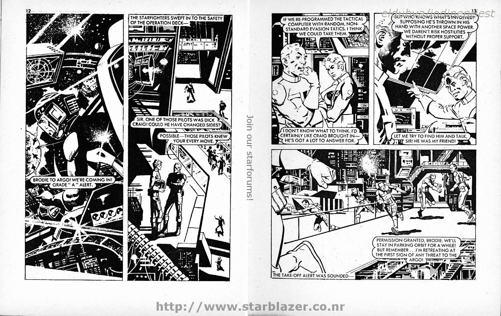 Starblazer issue 135 - Page 8