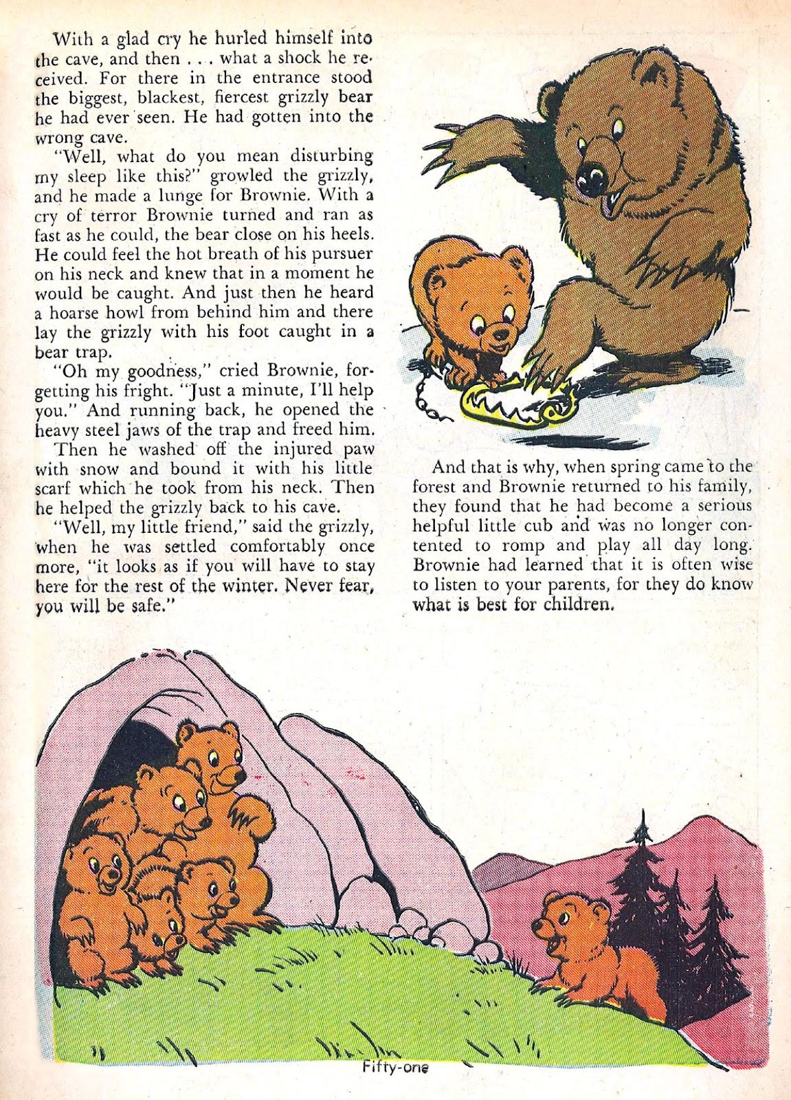 Read online Animal Comics comic -  Issue #4 - 54