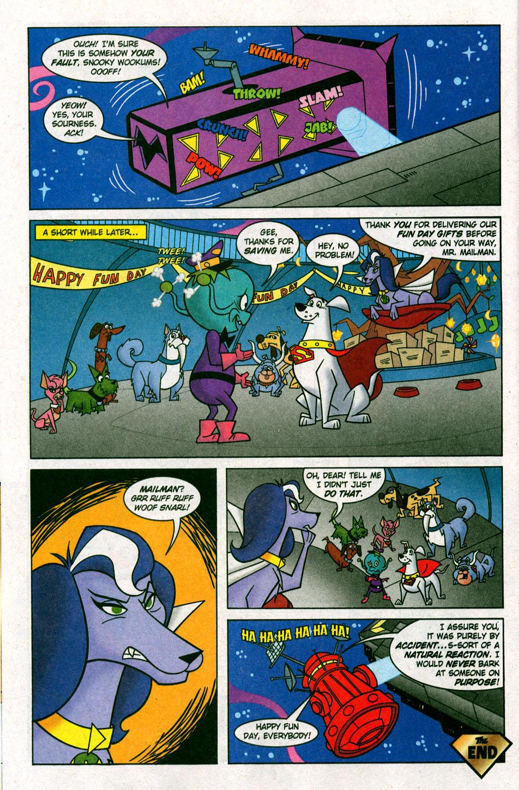 Read online Krypto the Superdog comic -  Issue #6 - 11