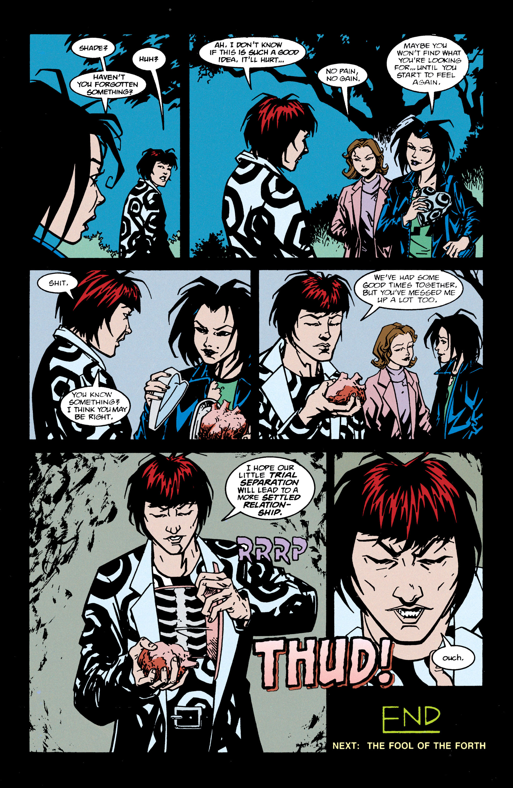 Read online Shade, the Changing Man comic -  Issue #66 - 24