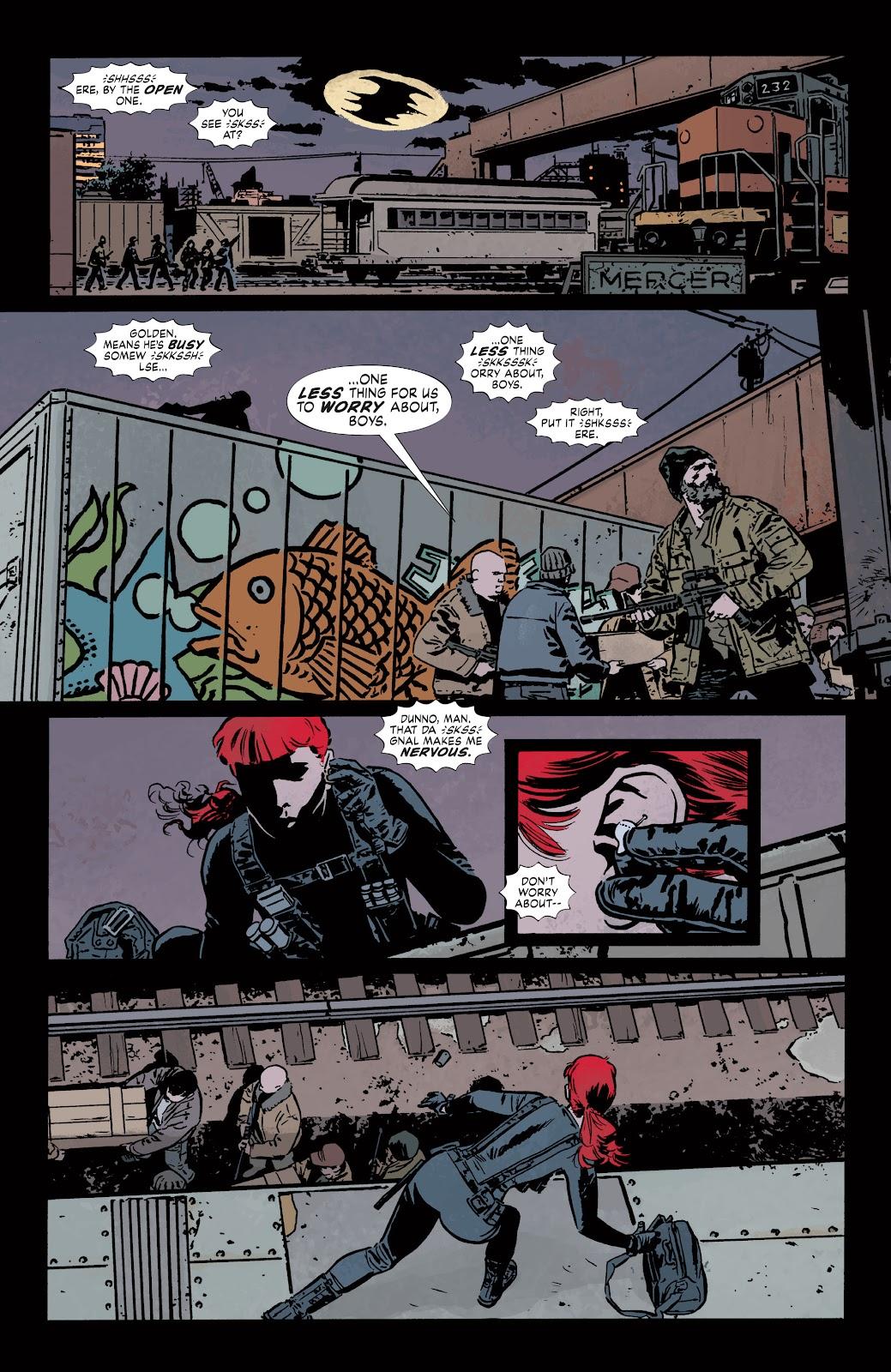 Read online Detective Comics (1937) comic -  Issue # _TPB Batwoman – Elegy (New Edition) (Part 2) - 23