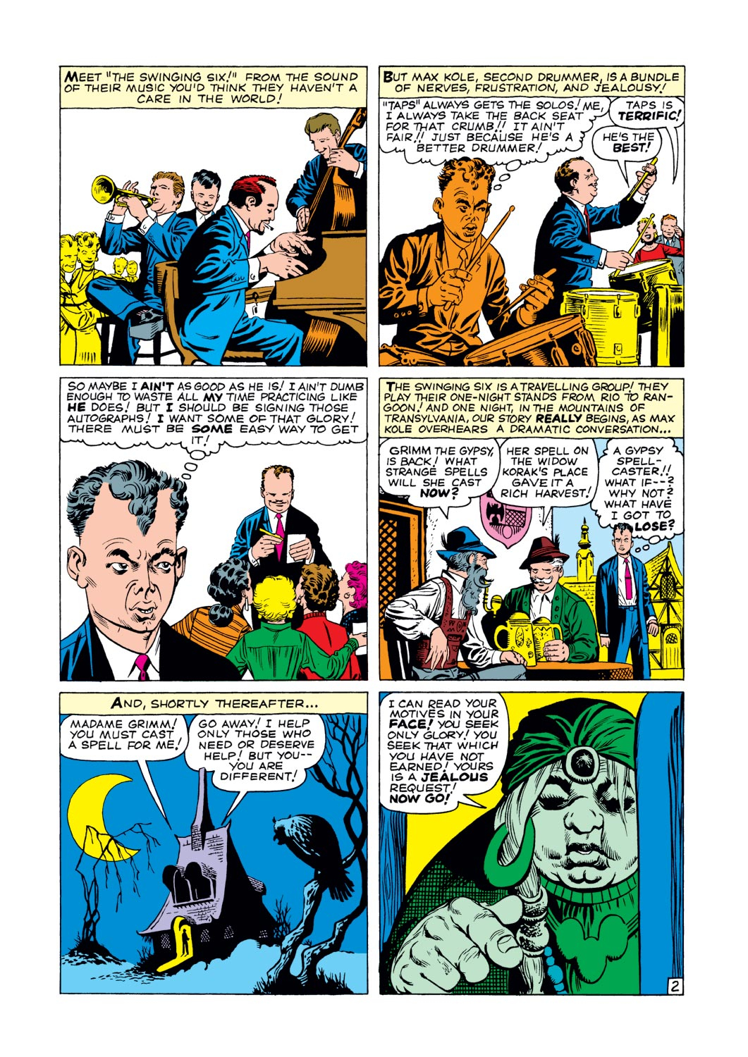 Tales to Astonish (1959) issue 22 - Page 23