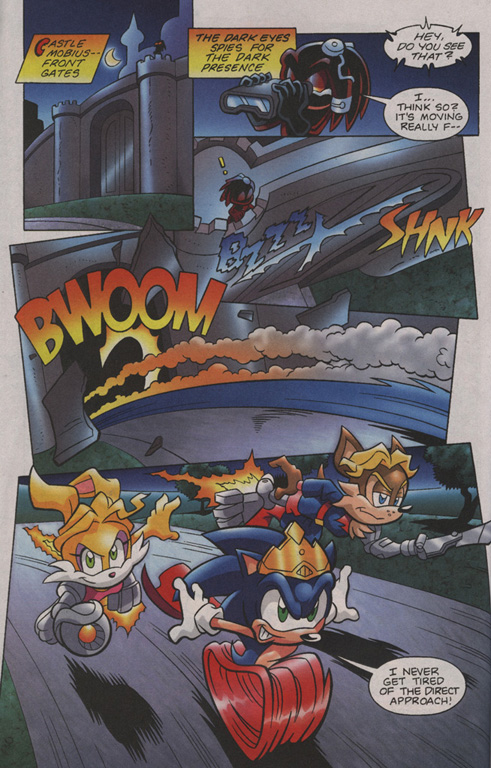 Read online Sonic Universe comic -  Issue #7 - 12
